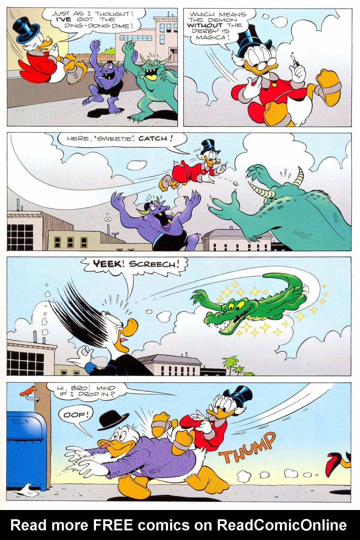 Read online Uncle Scrooge (1953) comic -  Issue #324 - 63