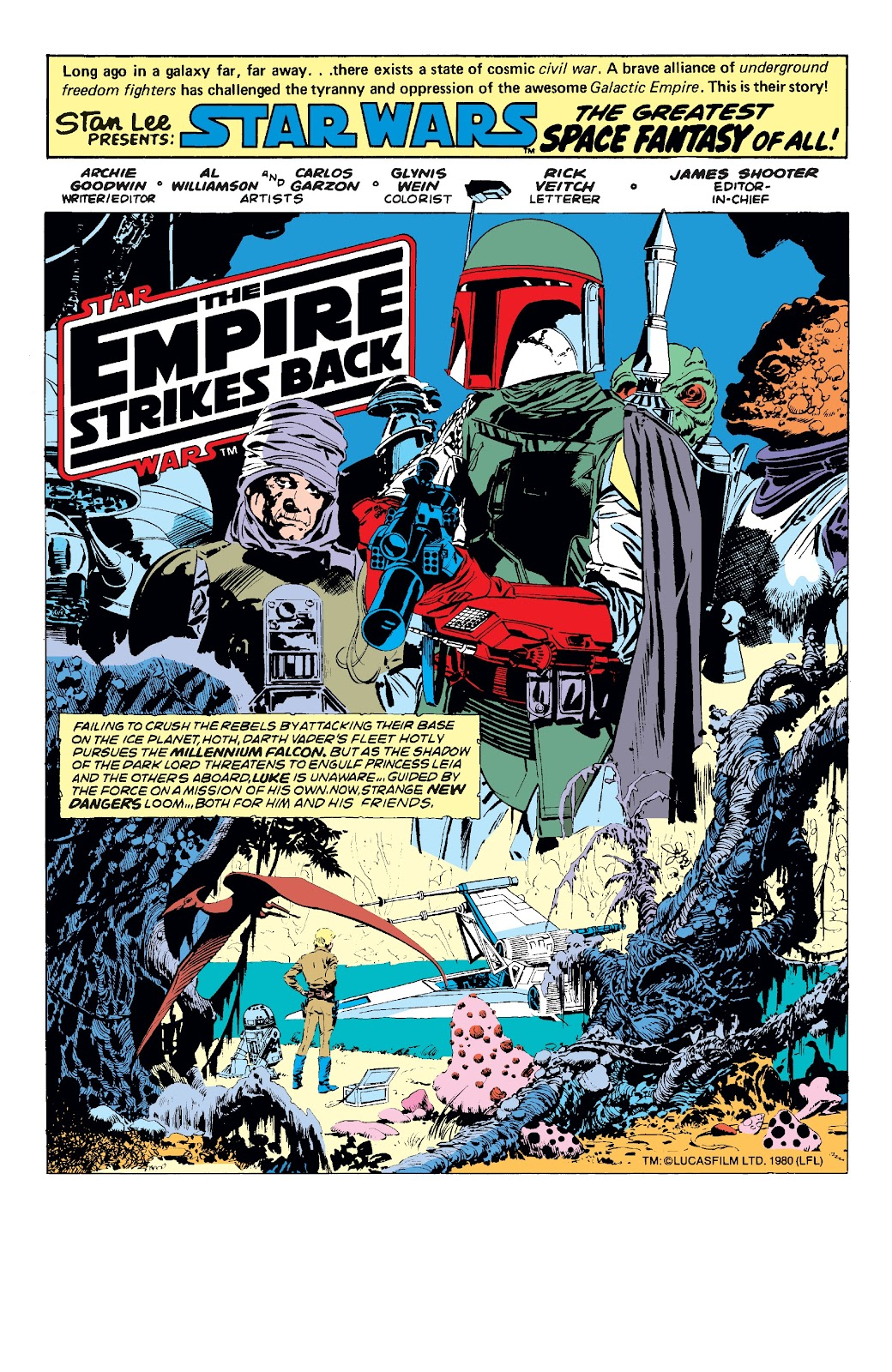 Read online Star Wars Legends: The Original Marvel Years - Epic Collection comic -  Issue # TPB 3 (Part 1) - 61