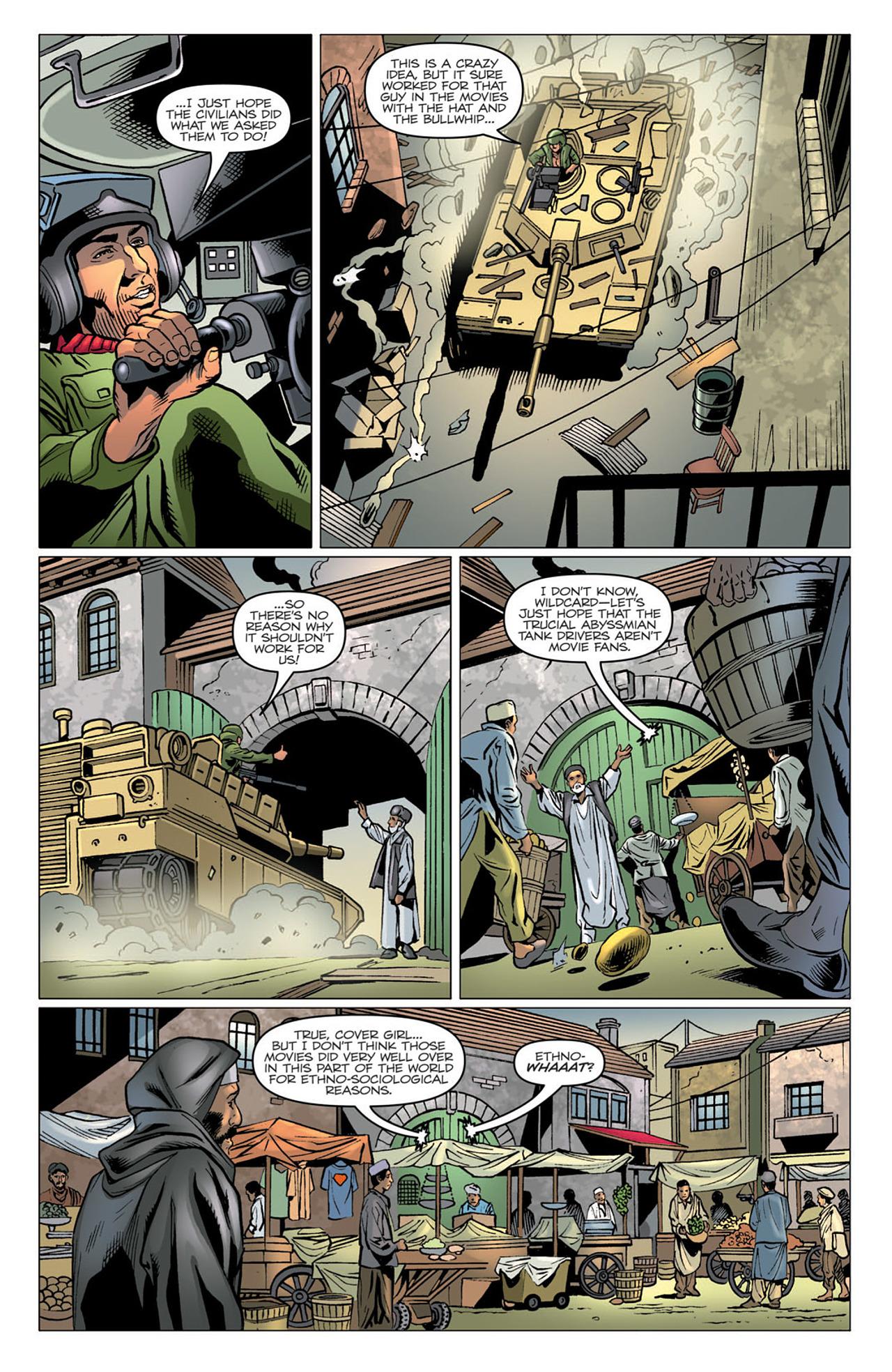 G.I. Joe: A Real American Hero 174 Page 11