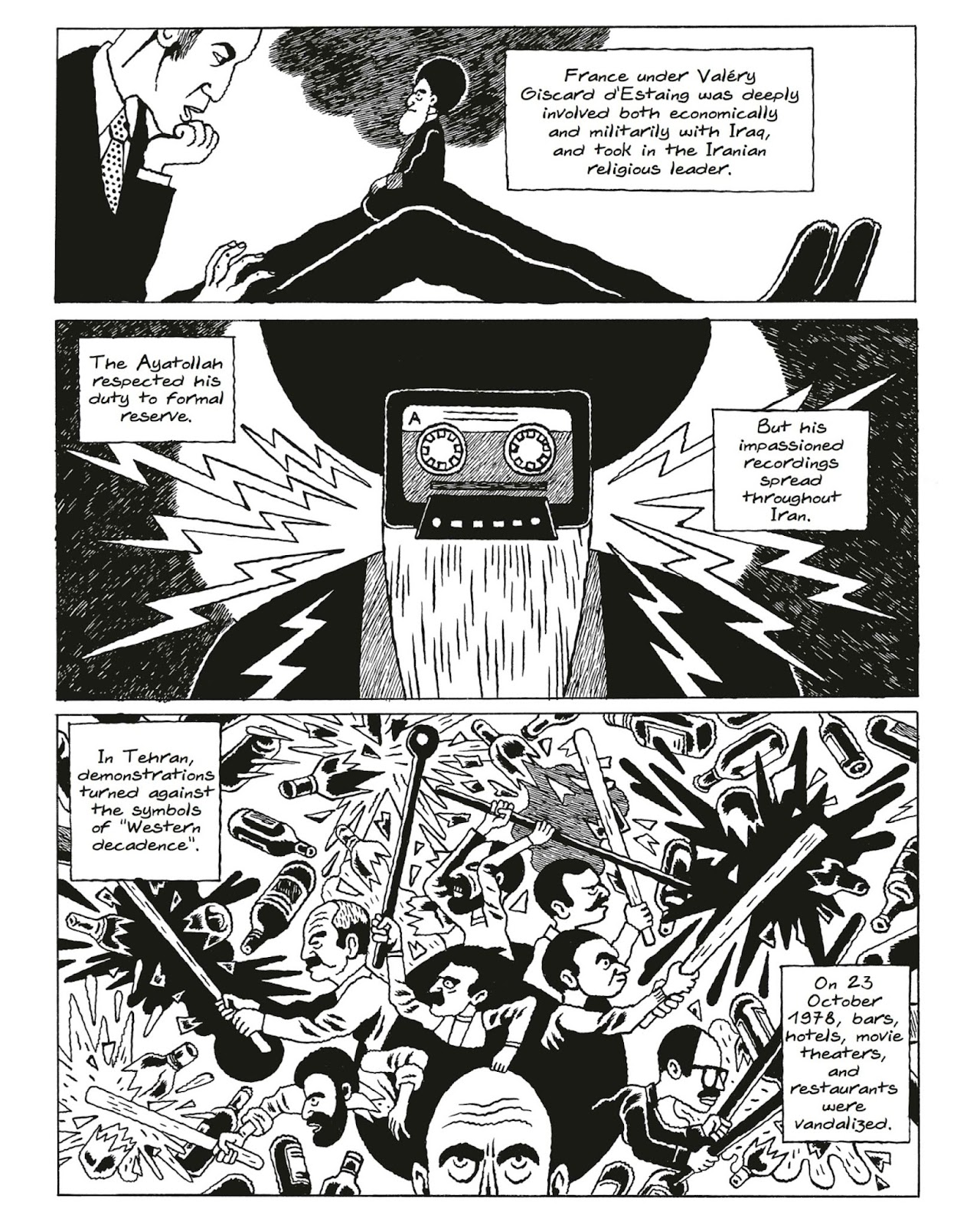 Best of Enemies: A History of US and Middle East Relations issue TPB_2 - Page 59
