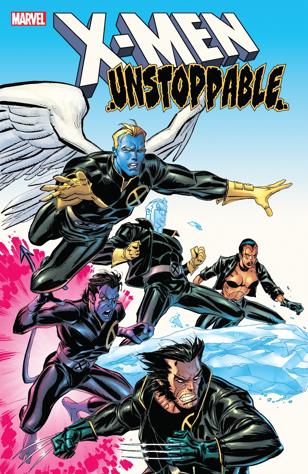 Read online X-Men: Unstoppable comic -  Issue # TPB (Part 1) - 1