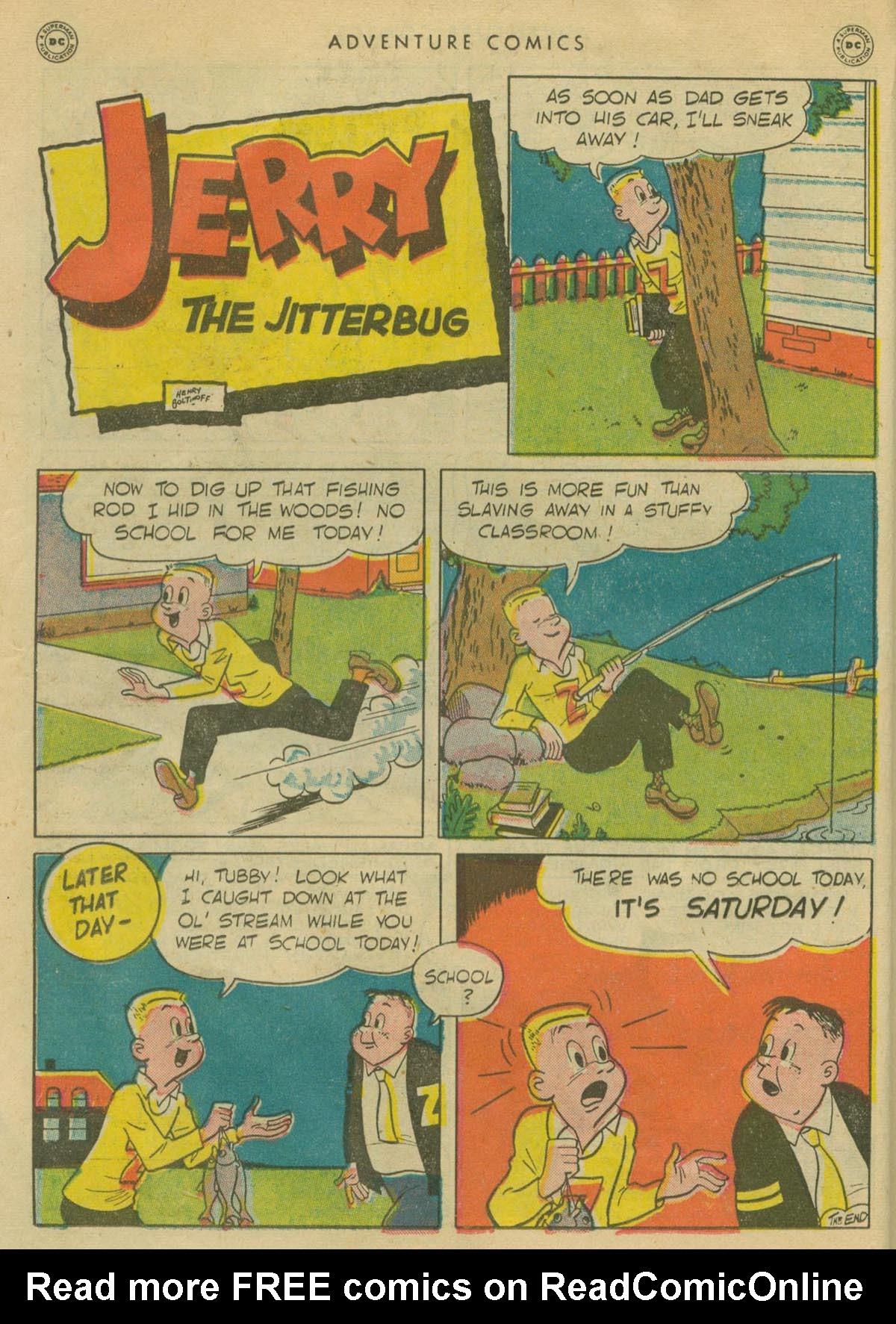 Read online Adventure Comics (1938) comic -  Issue #130 - 21