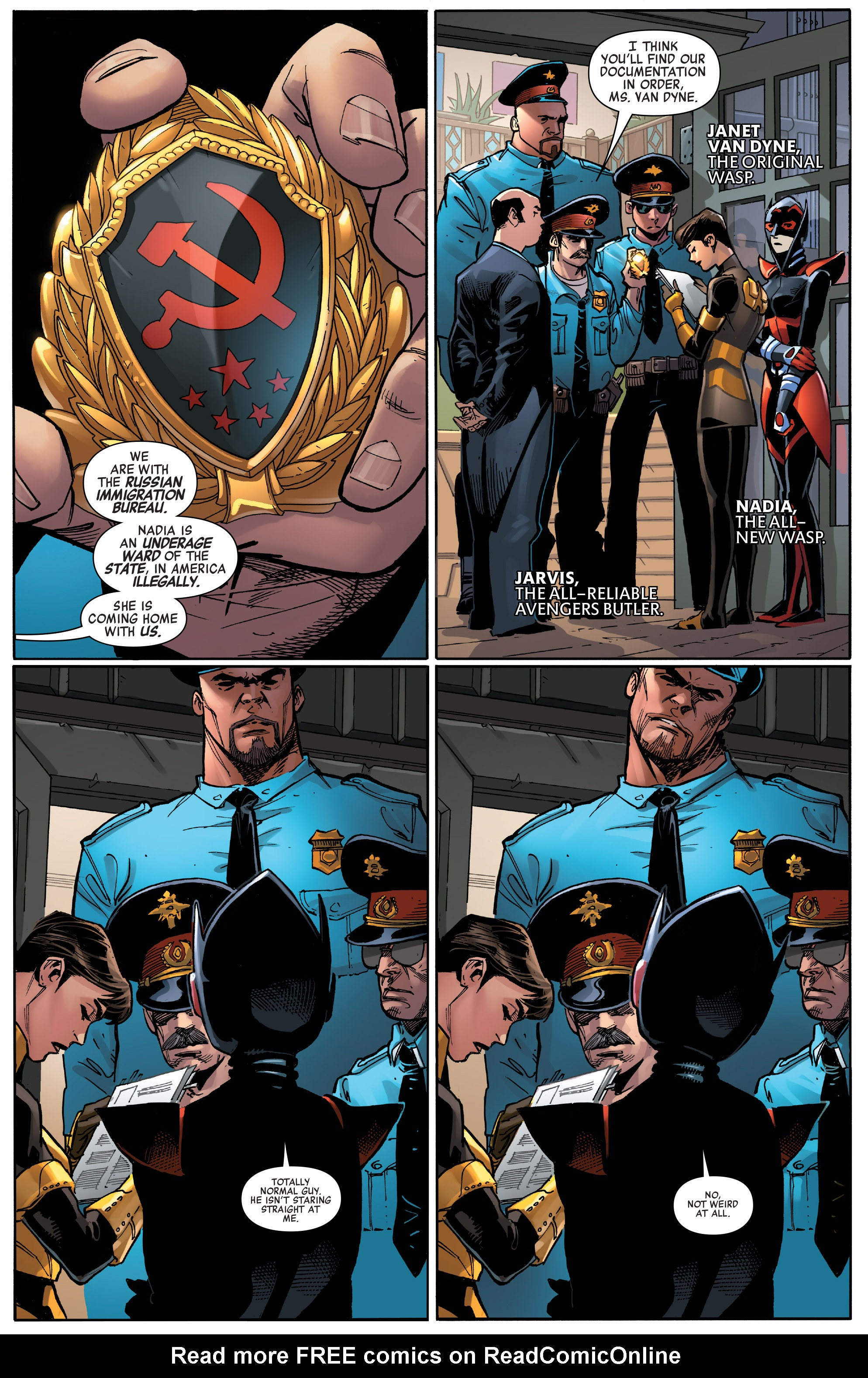 Read online All-New, All-Different Avengers comic -  Issue #14 - 3