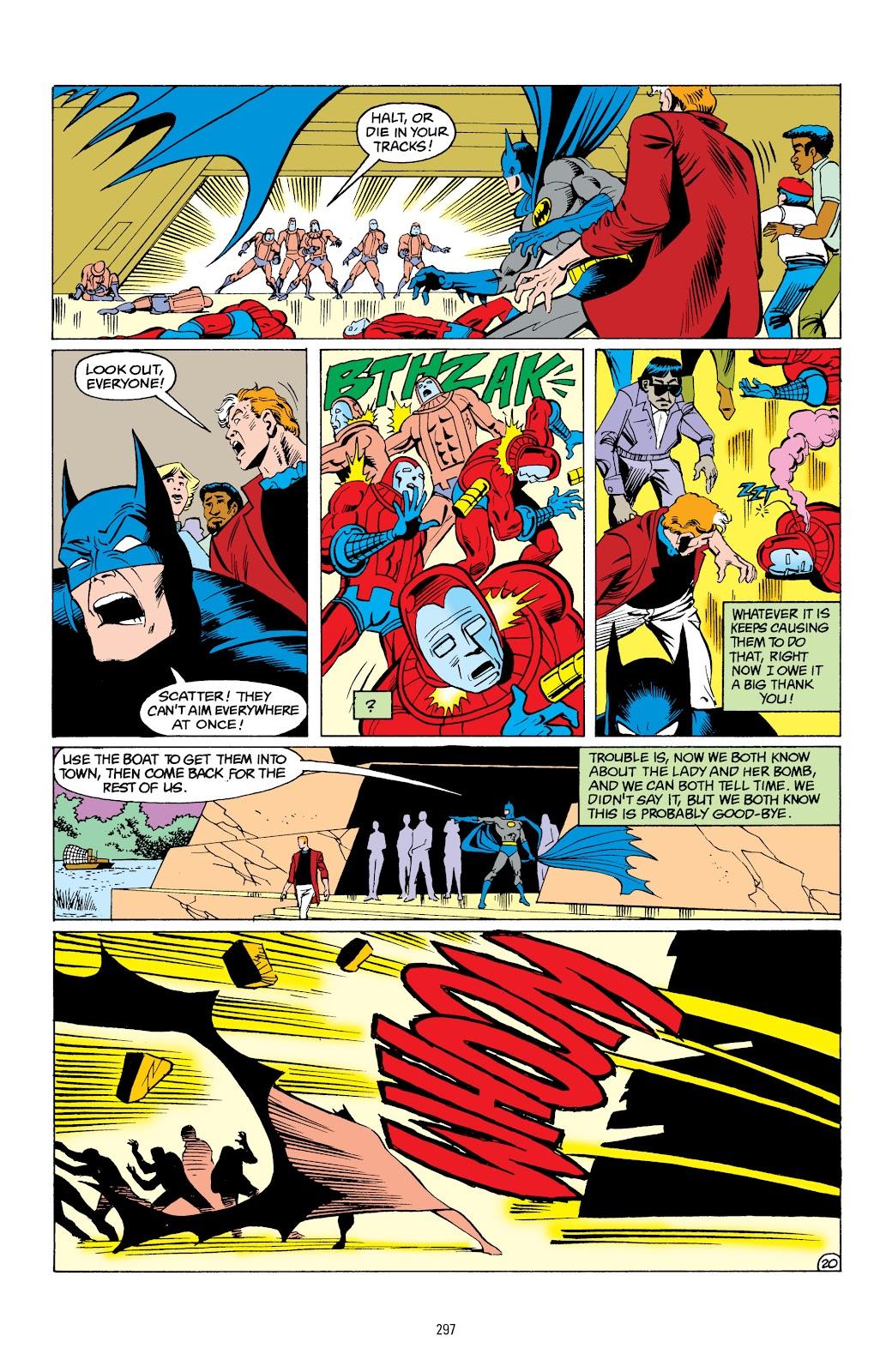 Read online Detective Comics (1937) comic -  Issue # _TPB Batman - The Dark Knight Detective 1 (Part 3) - 97