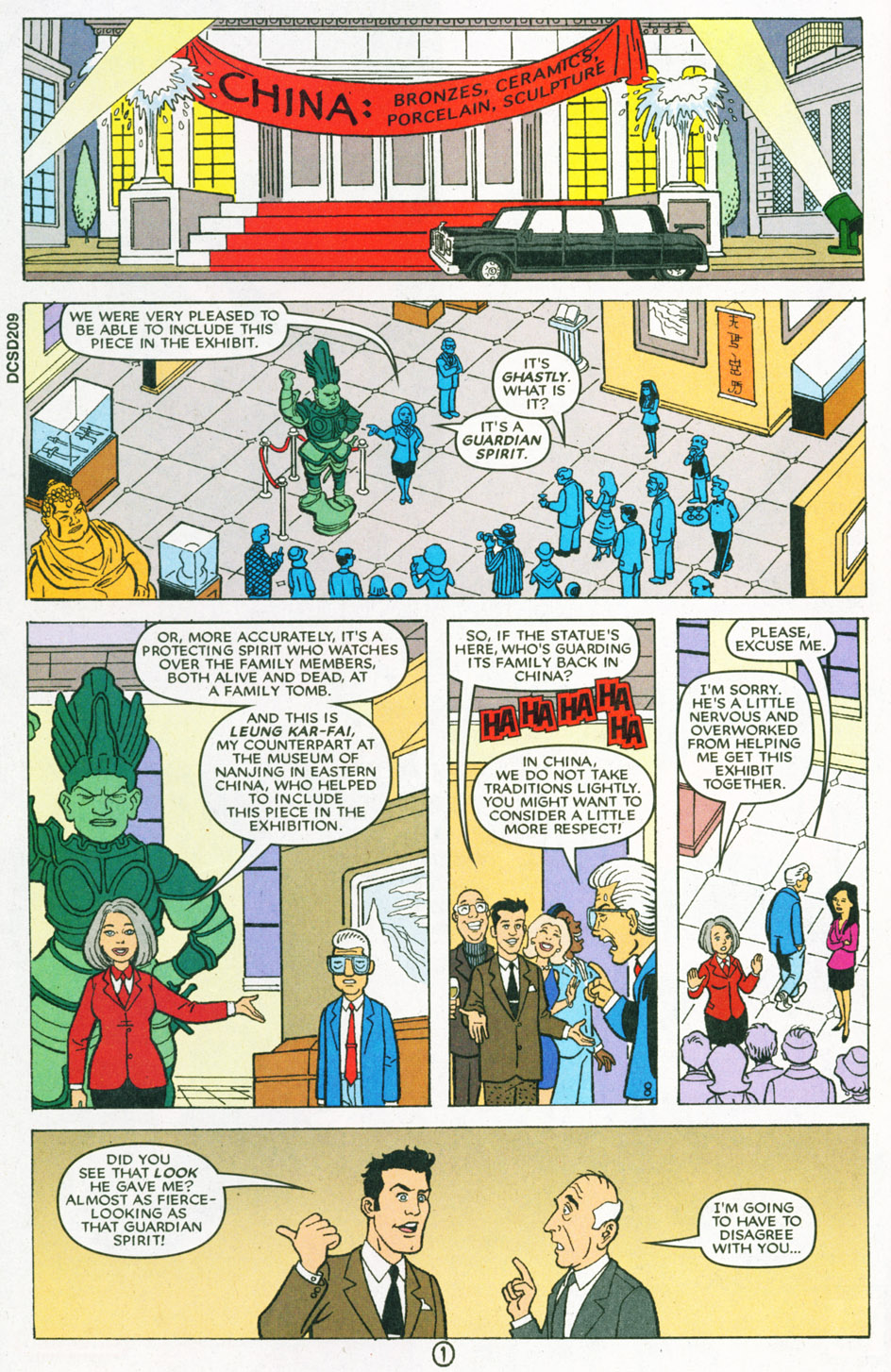Read online Scooby-Doo (1997) comic -  Issue #70 - 14