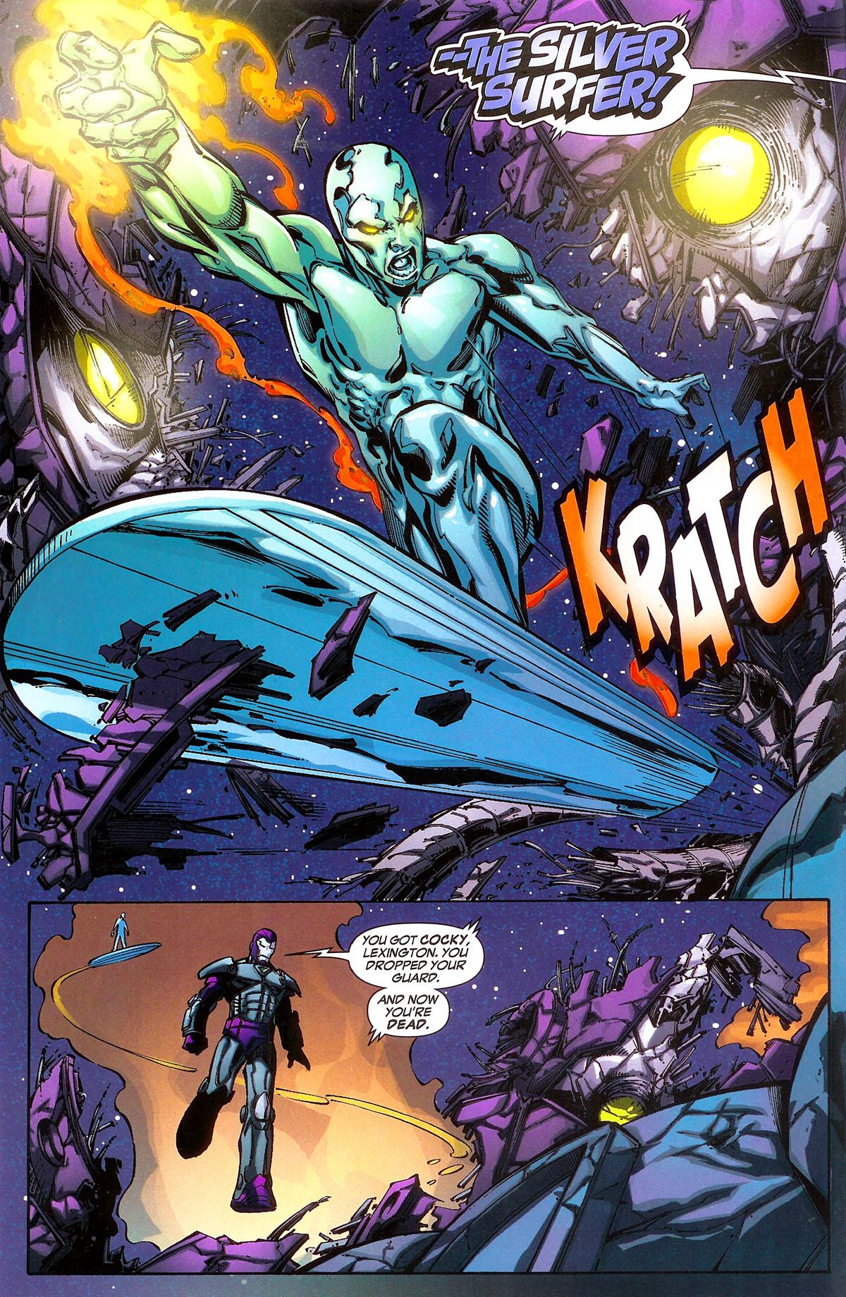 Read online Sentinel Squad O*N*E comic -  Issue #2 - 6