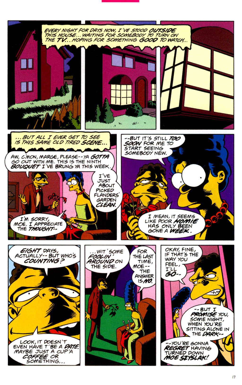 Read online Treehouse of Horror comic -  Issue #11 - 19
