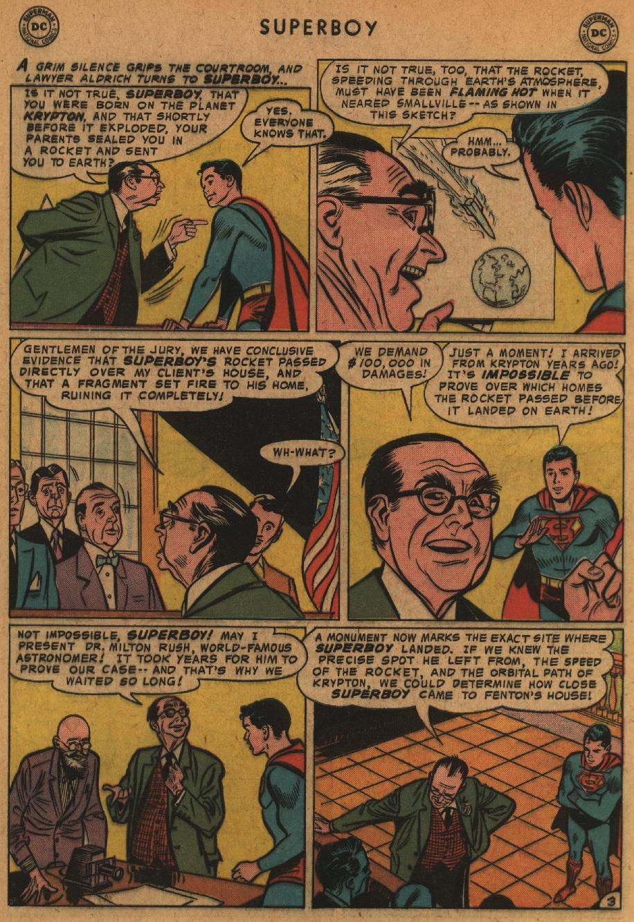 Superboy (1949) issue 63 - Page 4