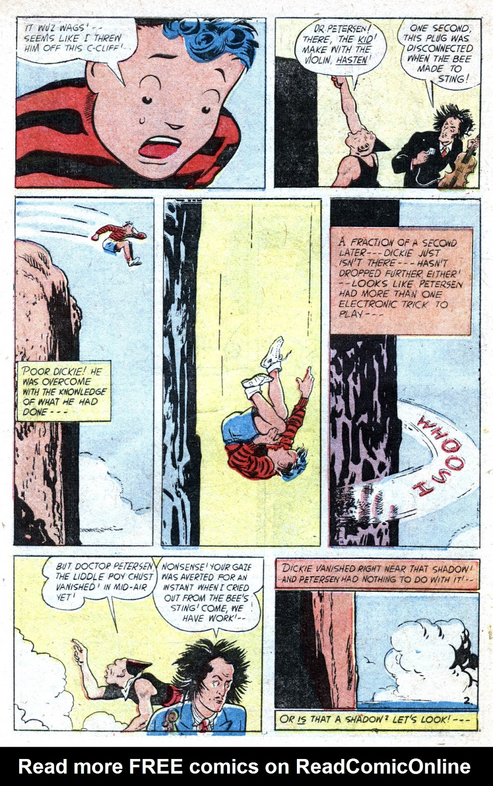 Read online Famous Funnies comic -  Issue #193 - 12