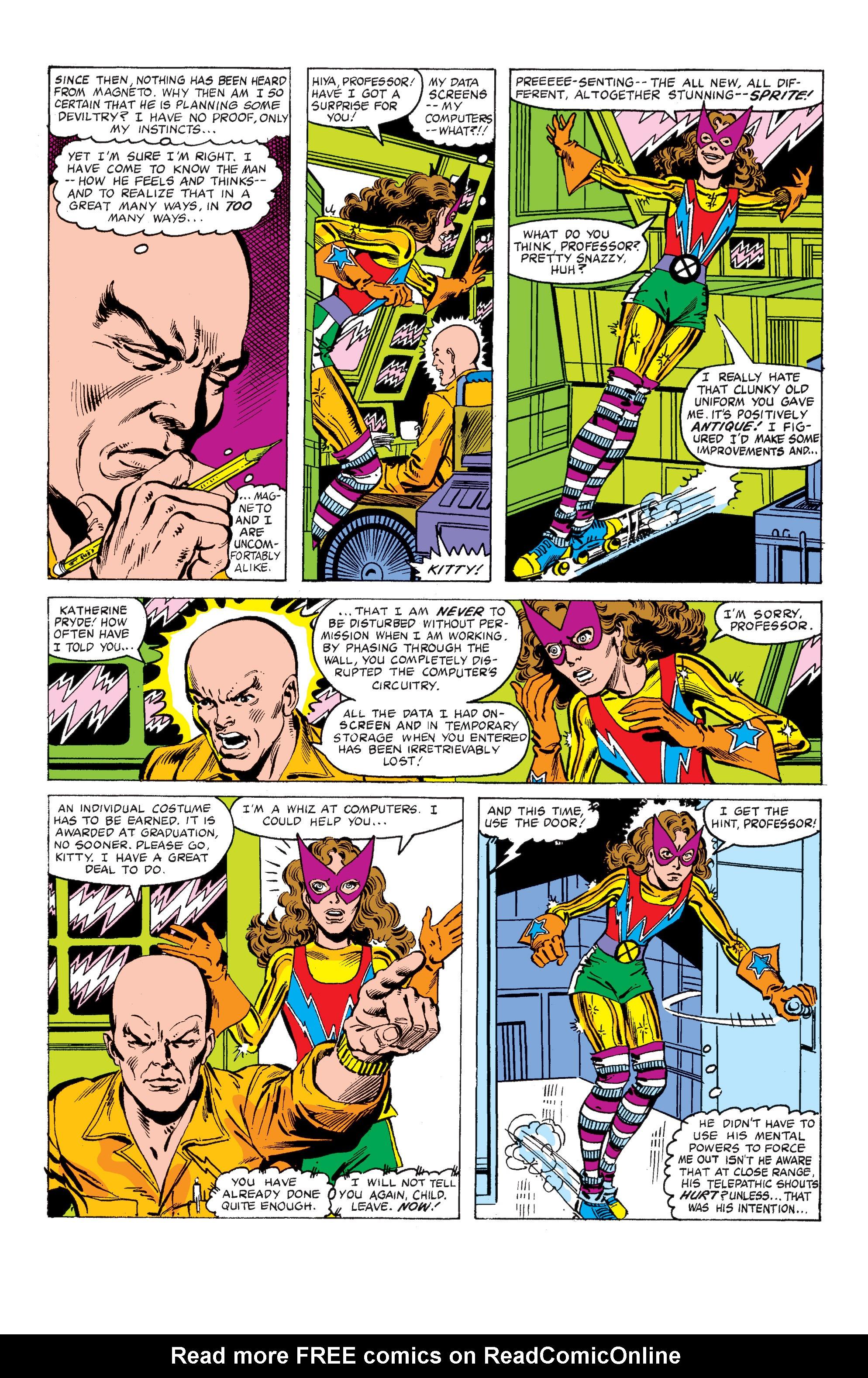 Read online Uncanny X-Men (1963) comic -  Issue #149 - 4