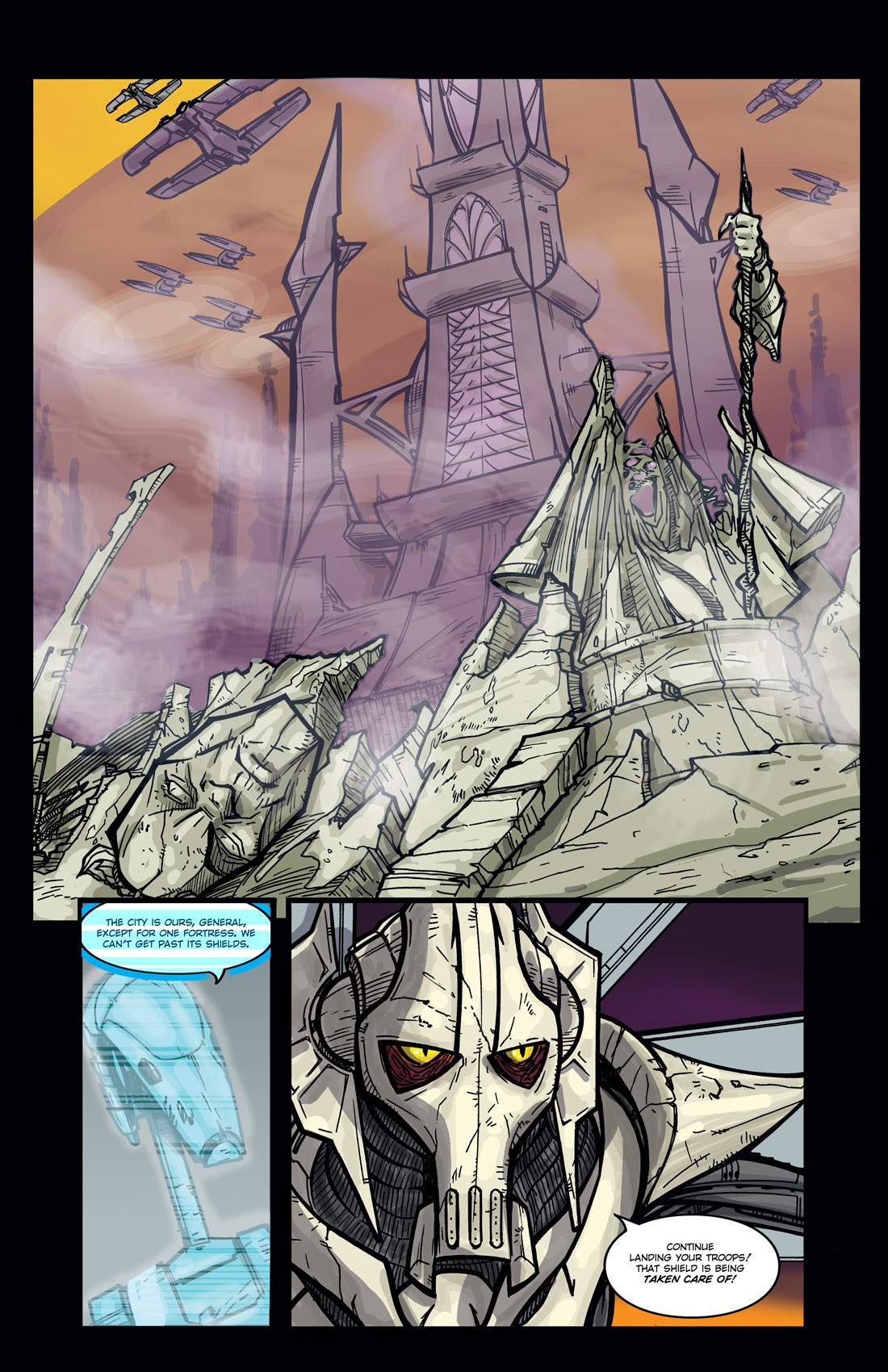 Read online Star Wars: Tales From The Clone Wars comic -  Issue # TPB - 40