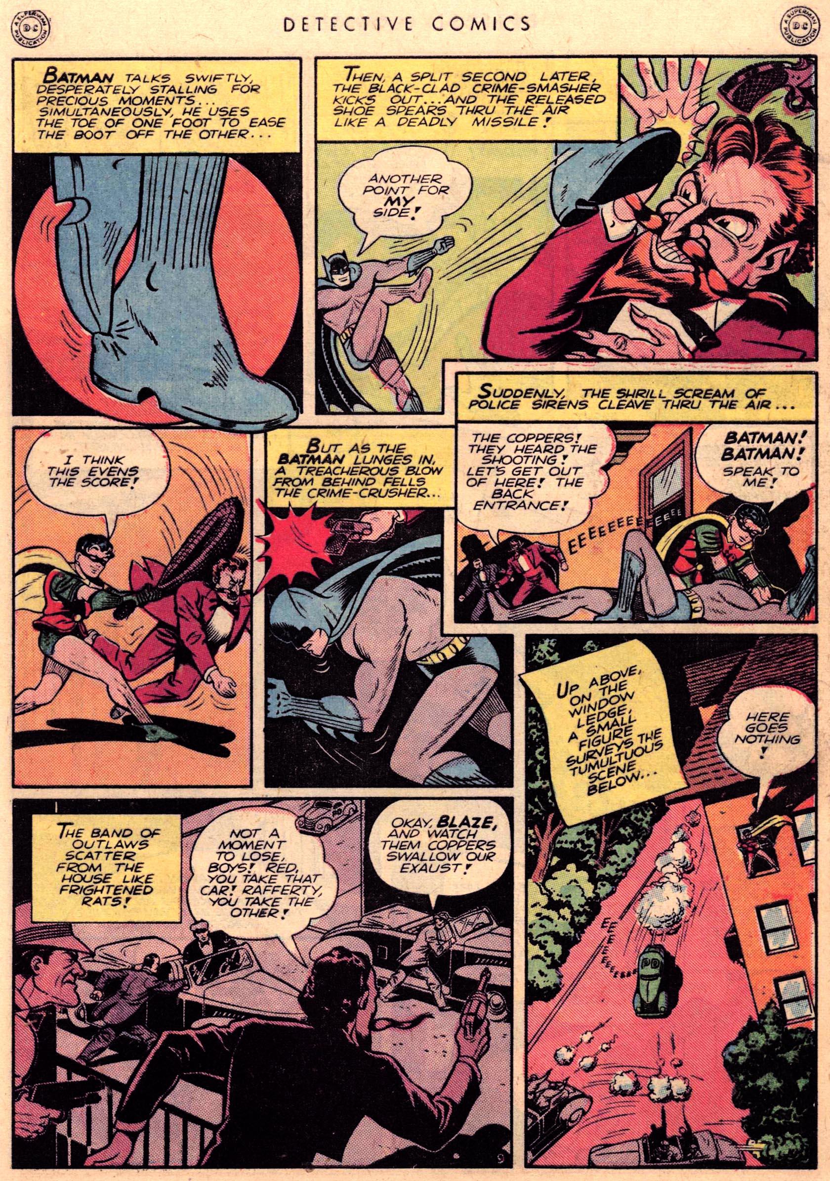 Read online Detective Comics (1937) comic -  Issue #95 - 11