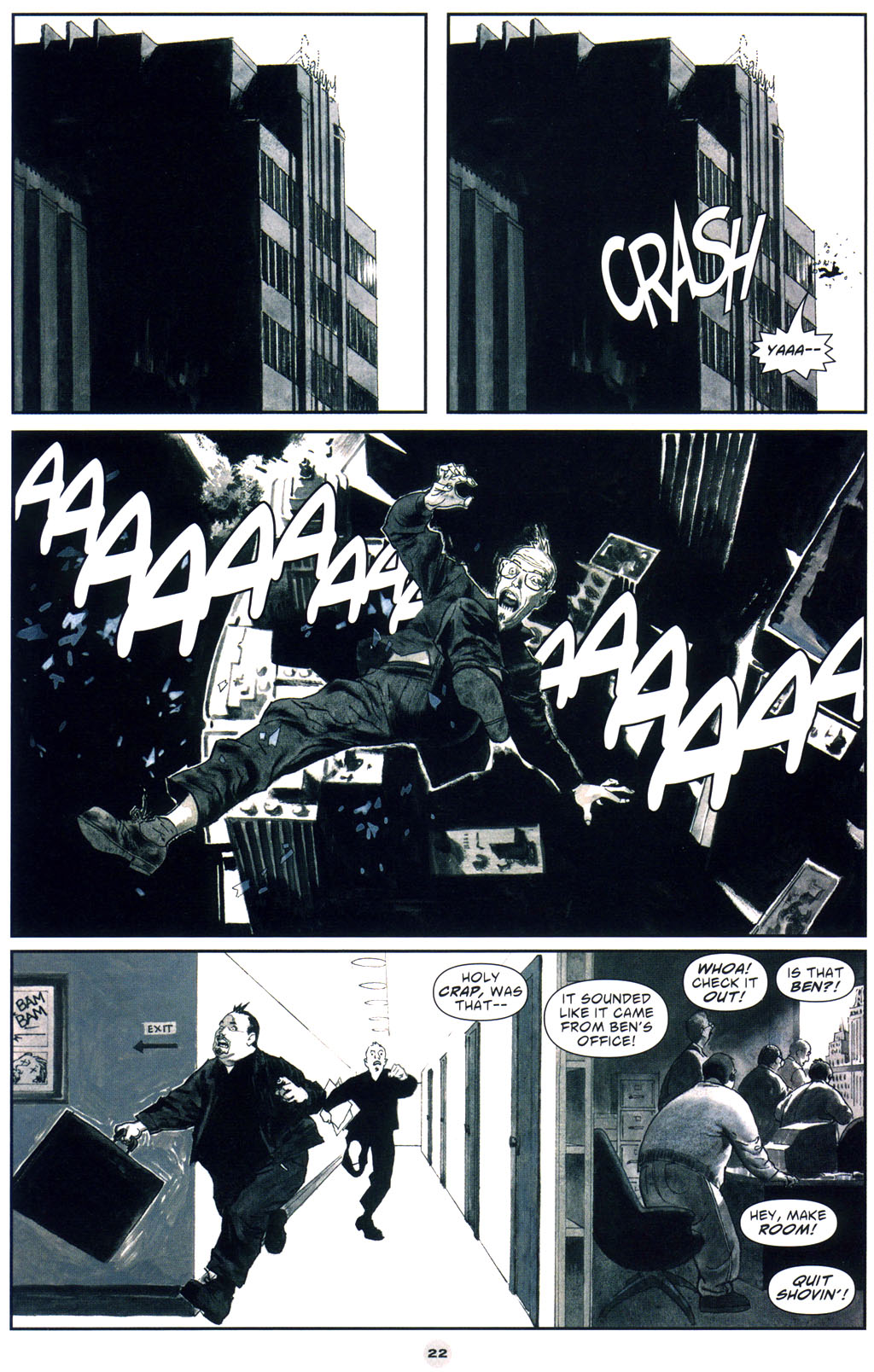 Read online Solo (2004) comic -  Issue #9 - 23