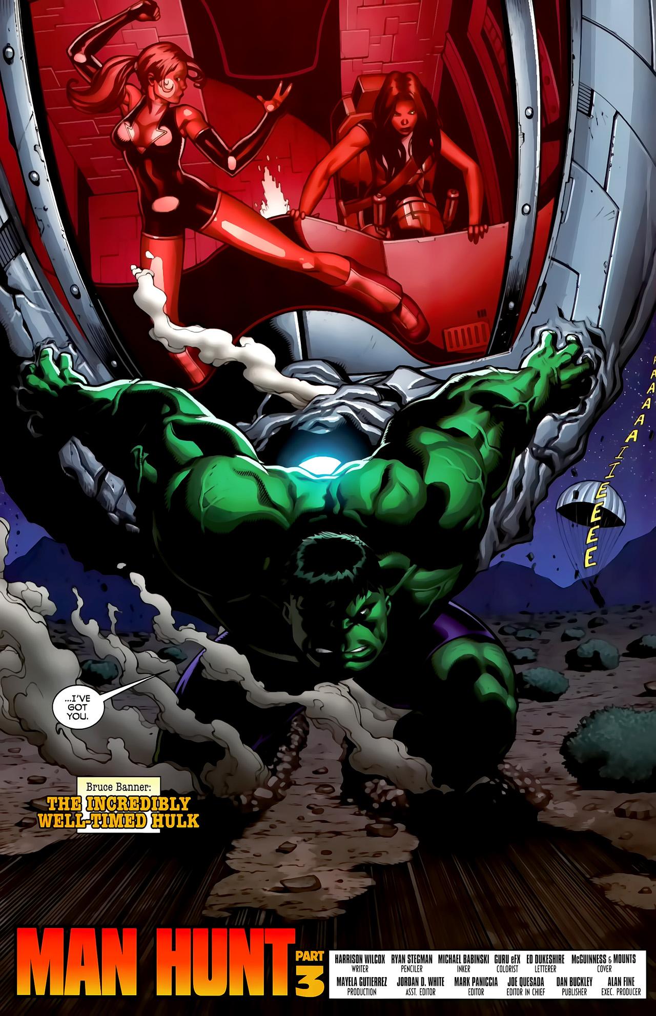 Read online She-Hulks comic -  Issue #3 - 6