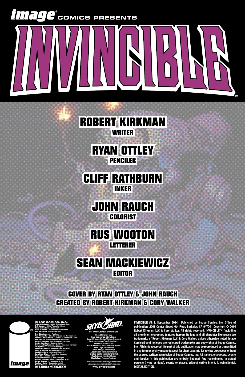 Invincible (2003) 114 Page 2