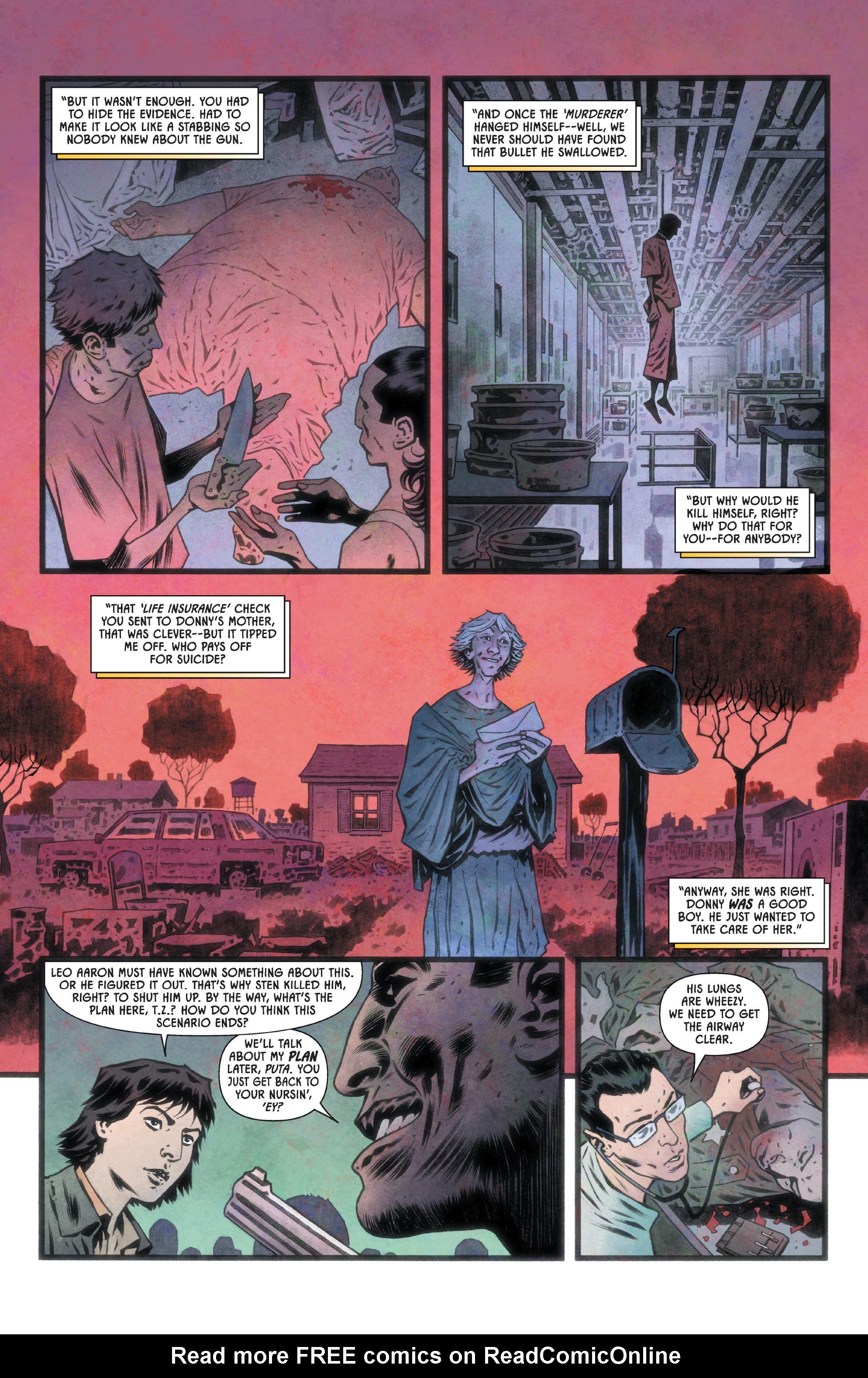 Read online Dead Inside comic -  Issue #5 - 15