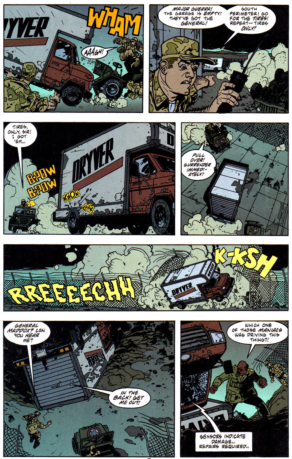 Read online Trouble Magnet comic -  Issue #2 - 9