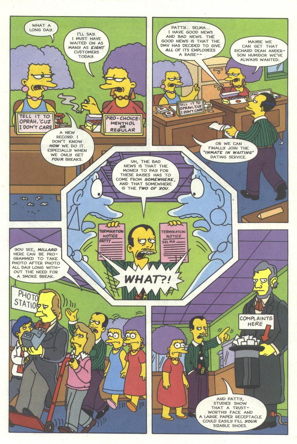 Read online Simpsons Comics comic -  Issue #16 - 4