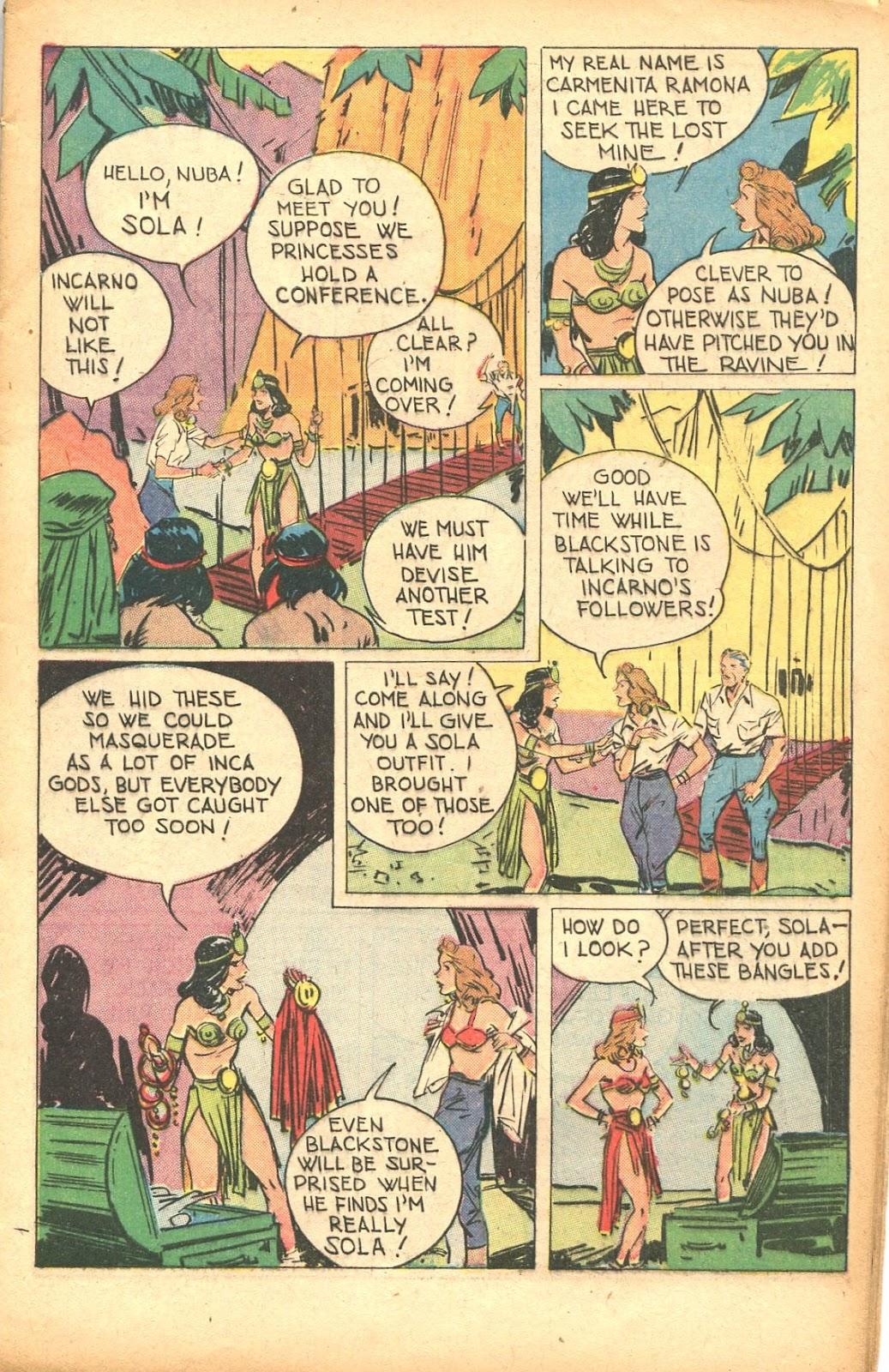 Read online Super-Magician Comics comic -  Issue #35 - 11