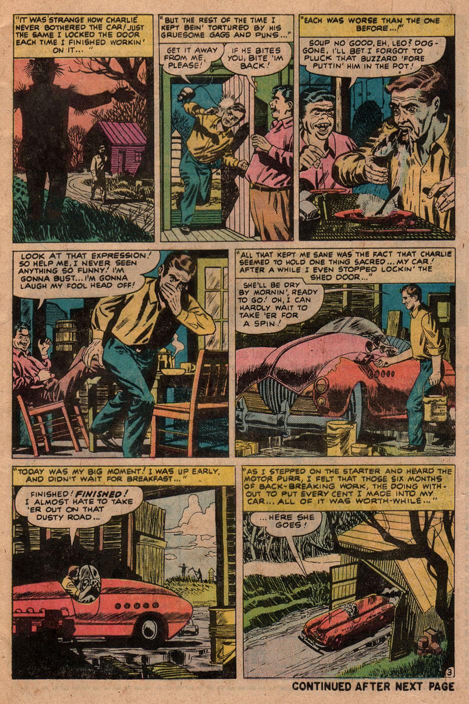 Read online Adventures into Weird Worlds comic -  Issue #9 - 19