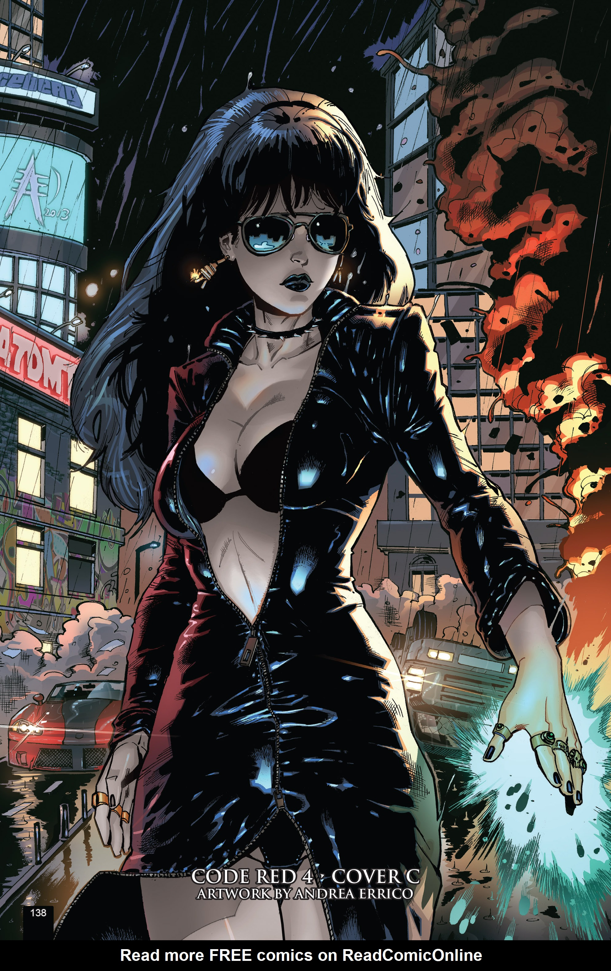Read online Grimm Fairy Tales presents Code Red comic -  Issue # TPB - 138