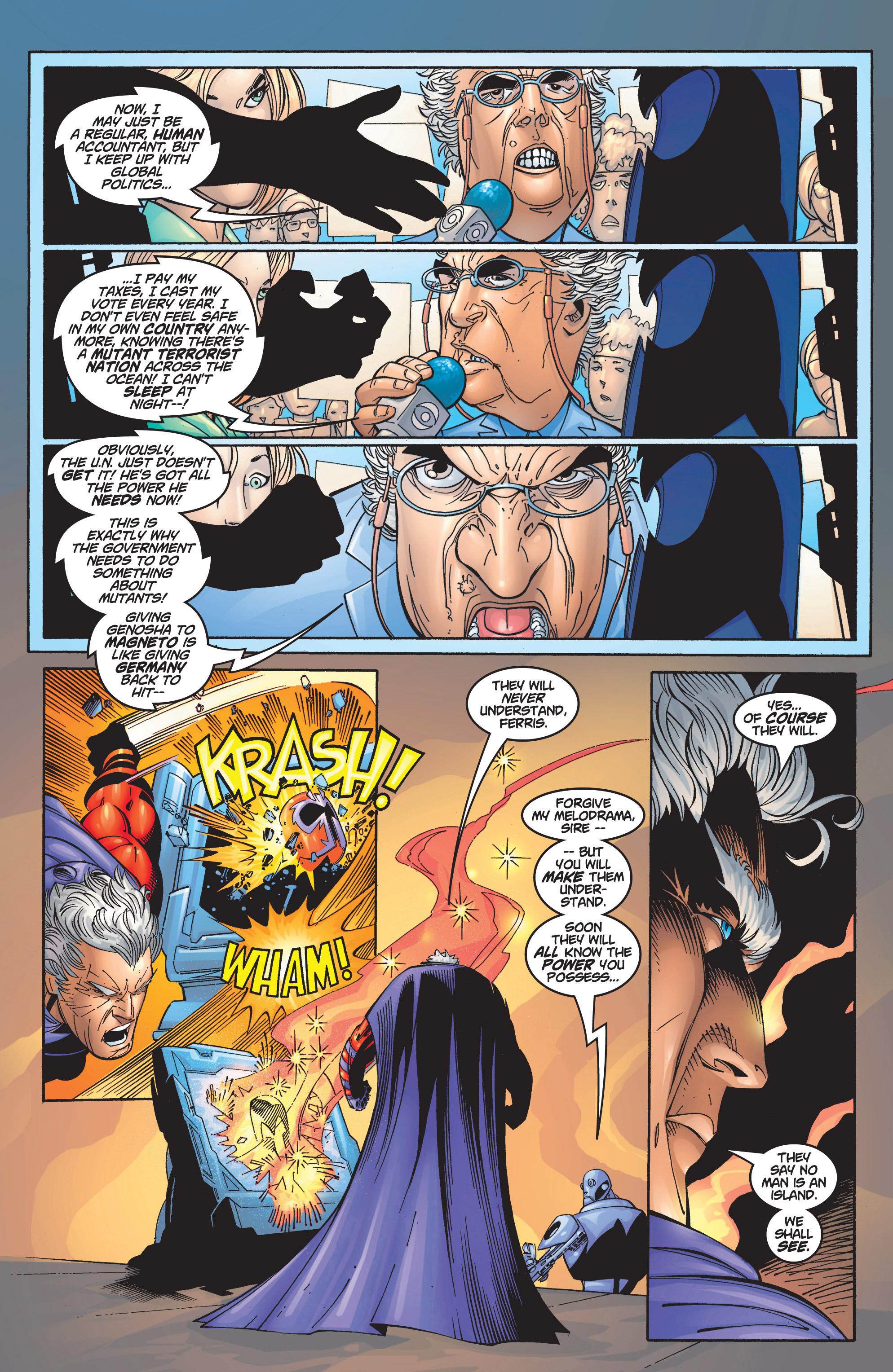 Read online Uncanny X-Men (1963) comic -  Issue #368 - 10