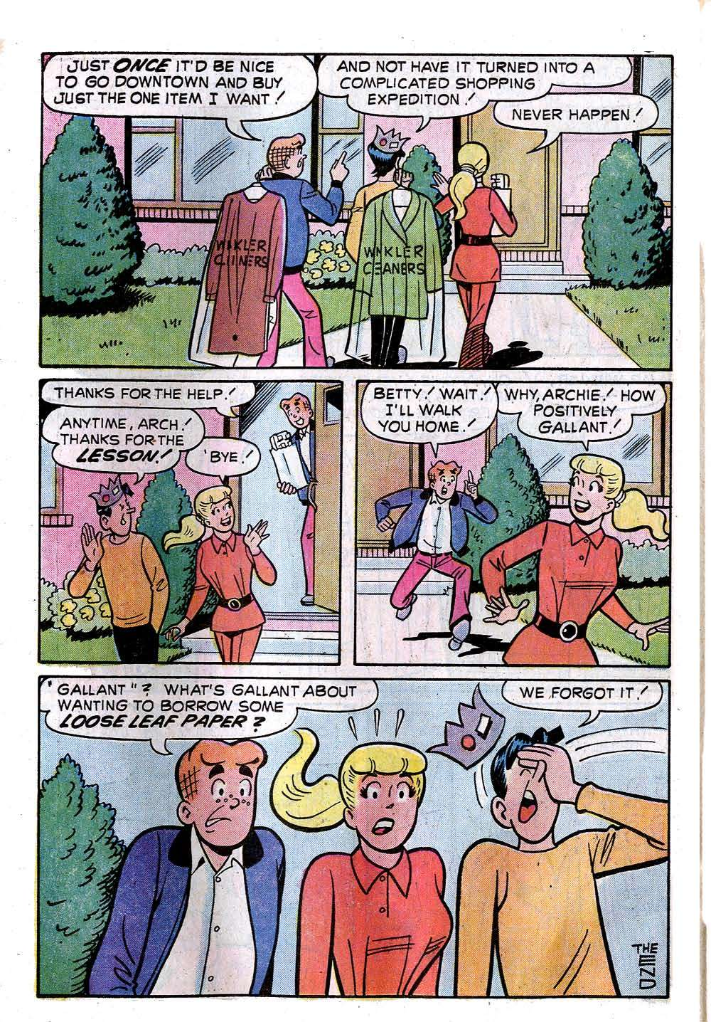 Read online Archie (1960) comic -  Issue #236 - 18