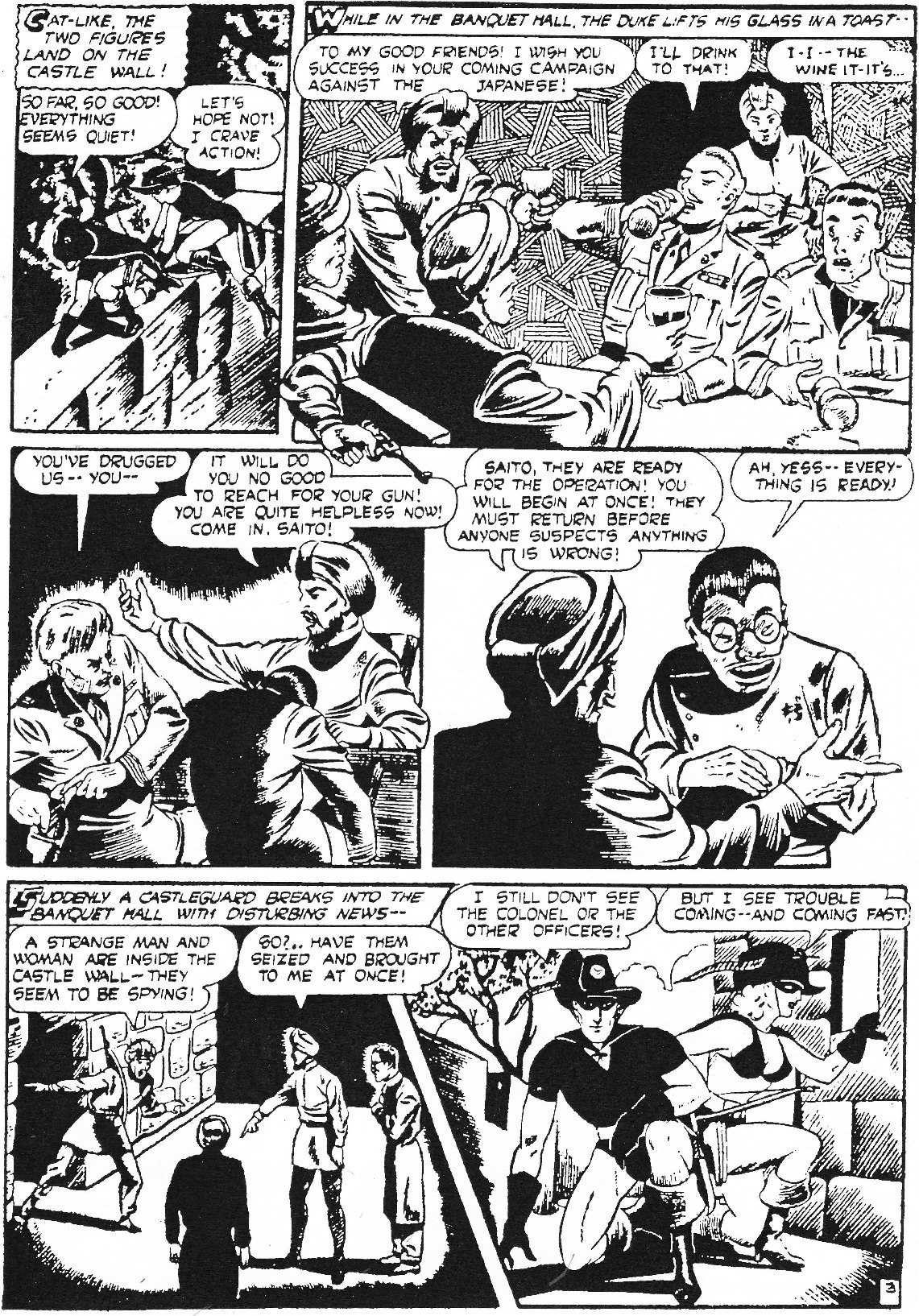 Read online Men of Mystery Comics comic -  Issue #74 - 19