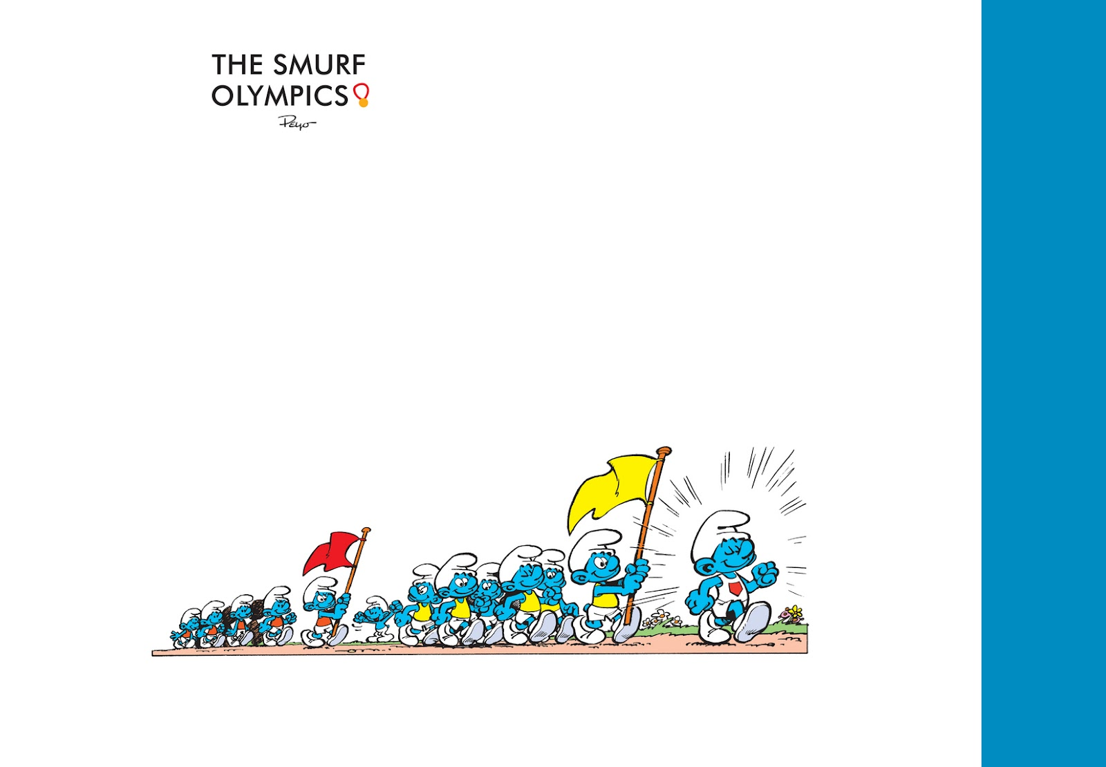 Read online The Smurfs comic -  Issue #11 - 2