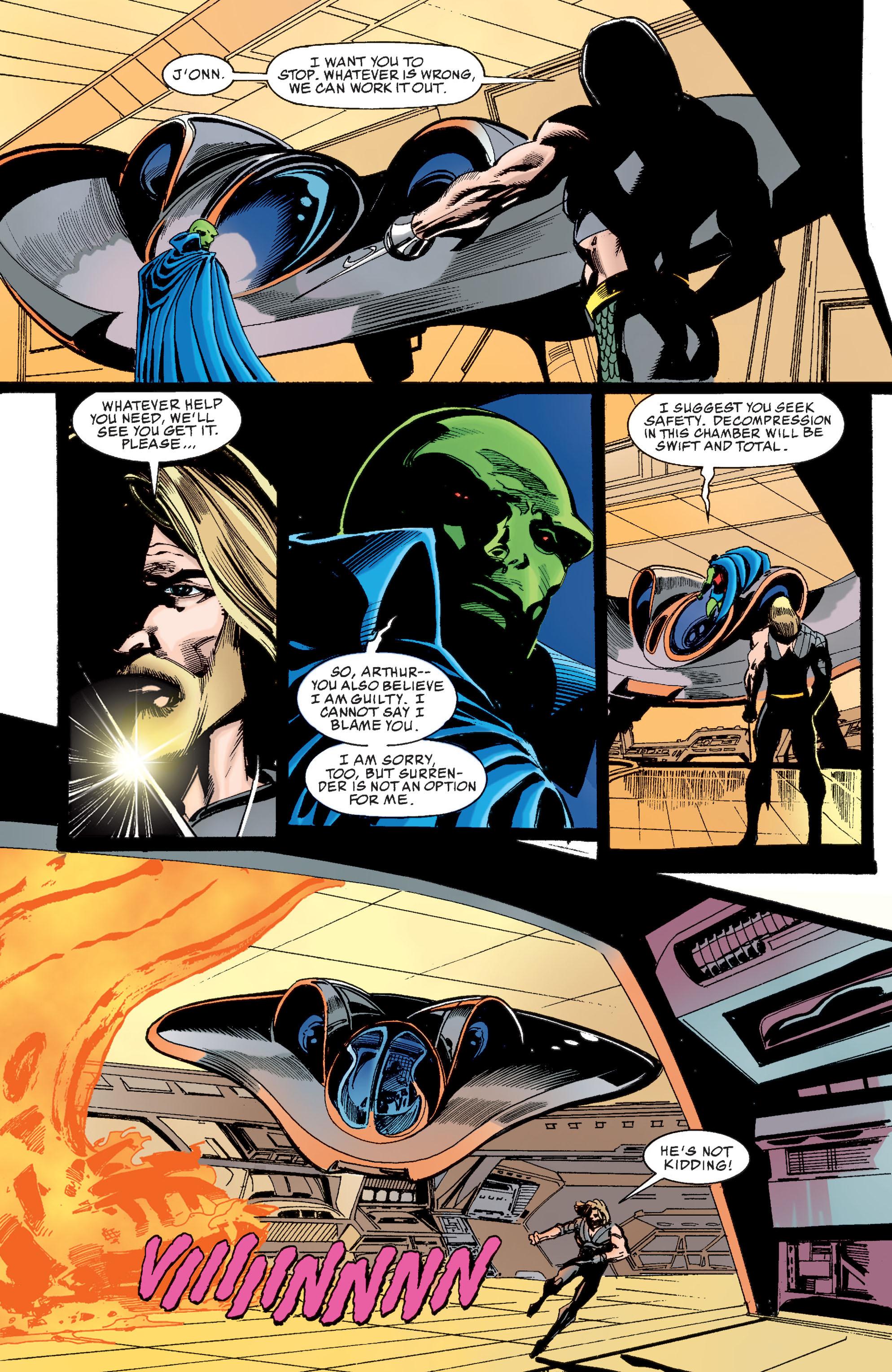 Read online Martian Manhunter: Son of Mars comic -  Issue # TPB - 186