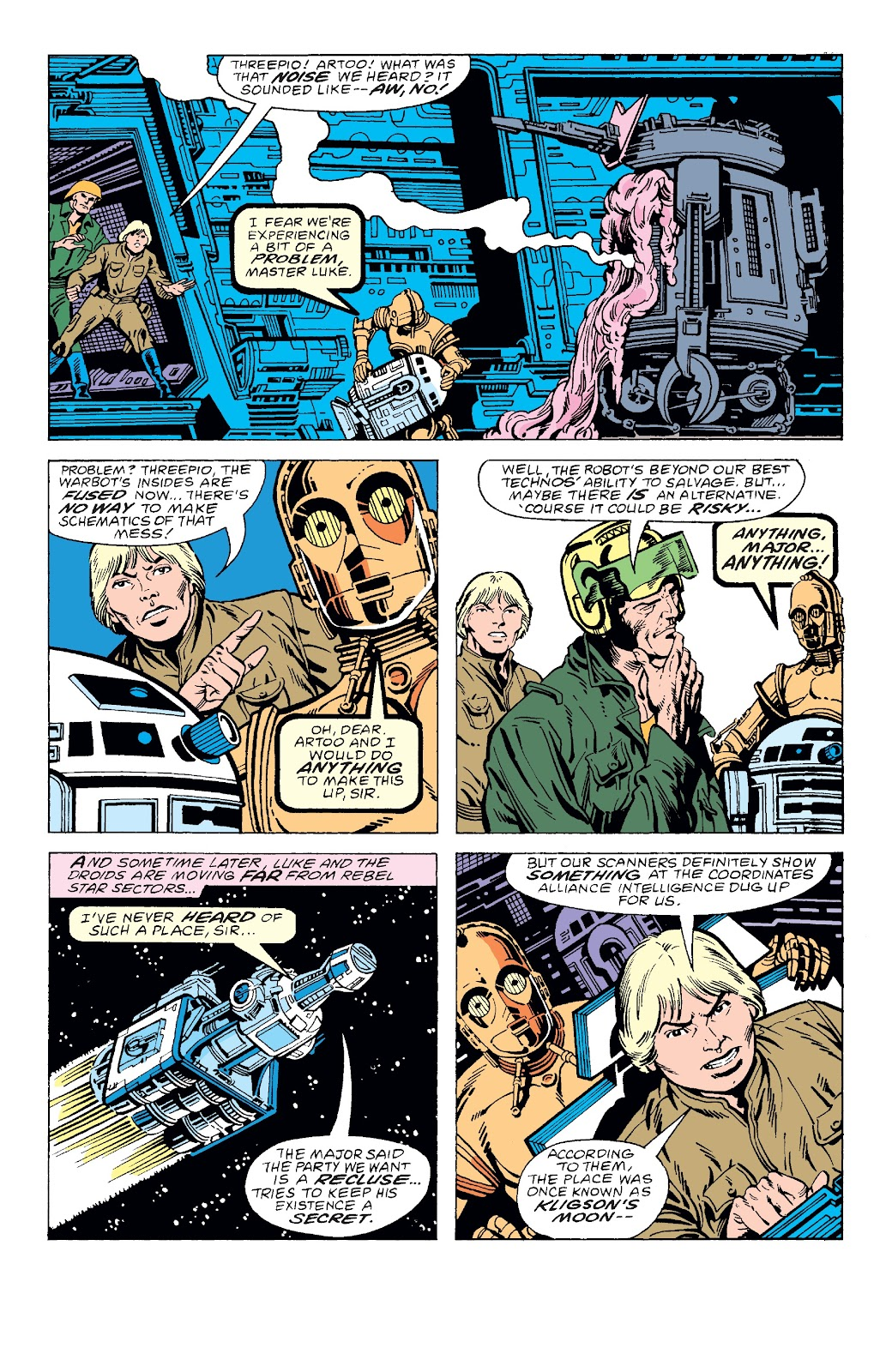 Read online Star Wars Legends: The Original Marvel Years - Epic Collection comic -  Issue # TPB 3 (Part 2) - 65
