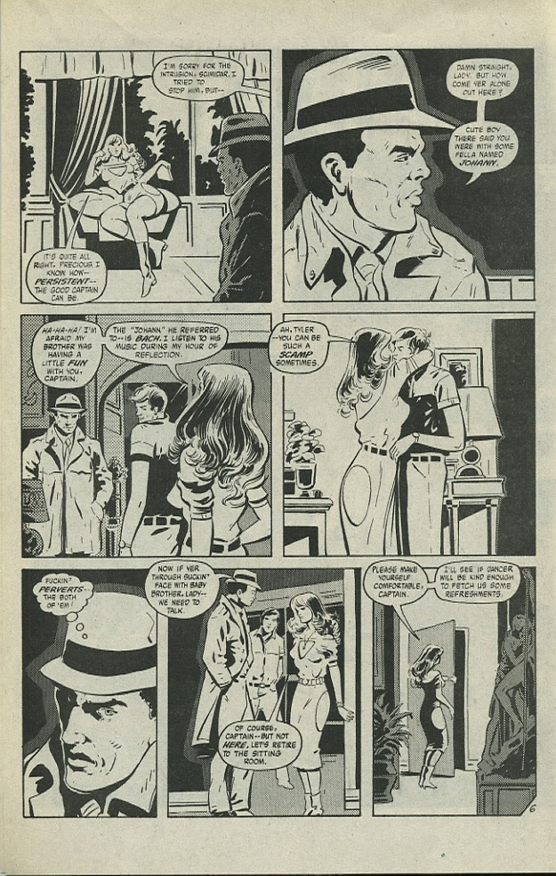 Scimidar (1988) issue 1 - Page 8