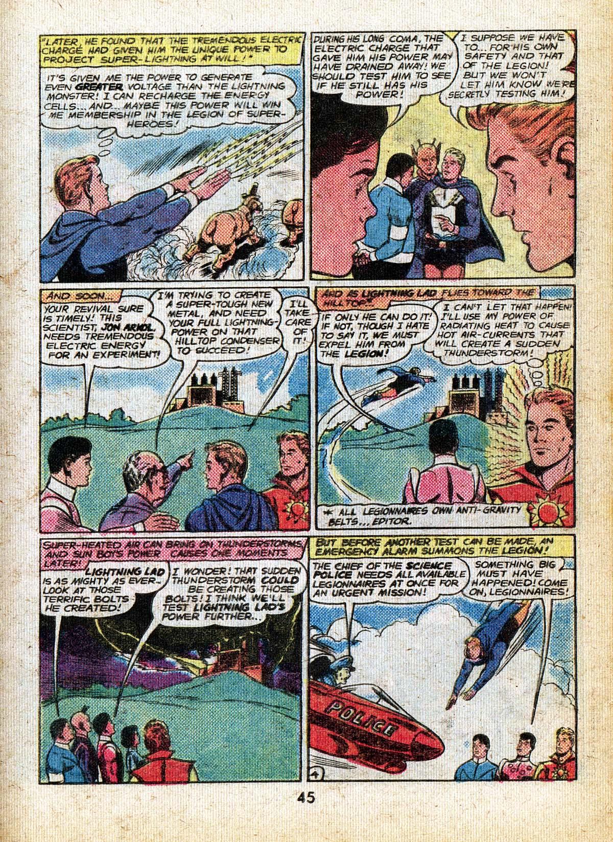 Read online Adventure Comics (1938) comic -  Issue #500 - 45