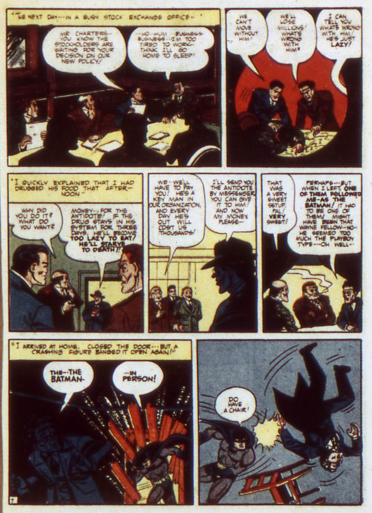 Detective Comics (1937) 61 Page 8