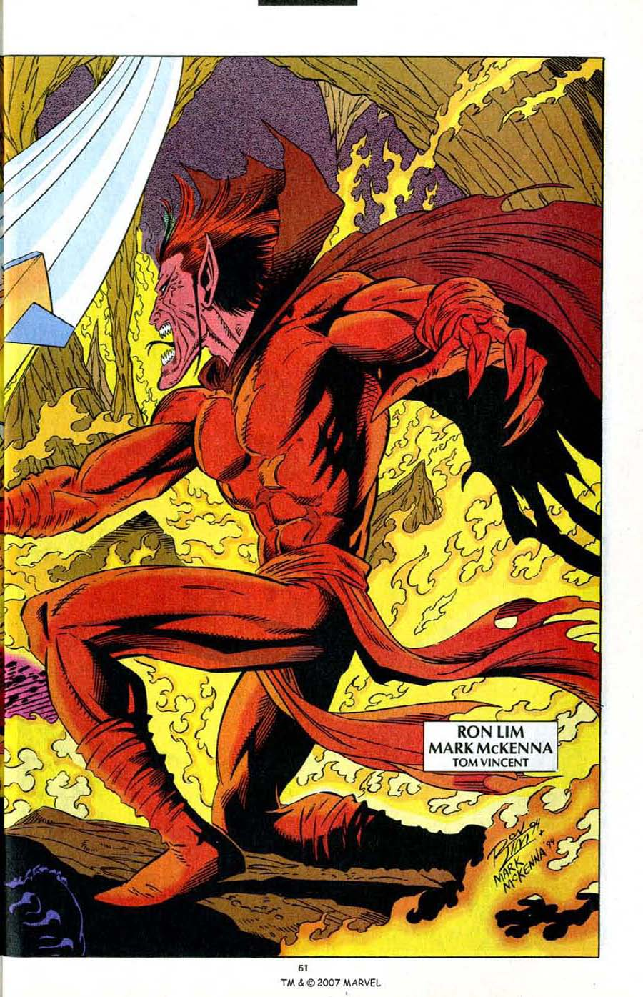 Read online Silver Surfer (1987) comic -  Issue # _Annual 7 - 63