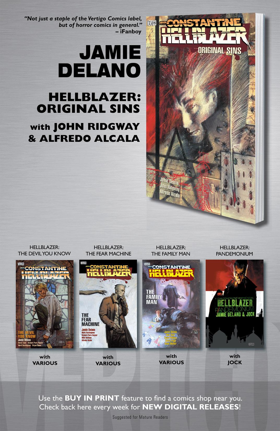 Hellblazer 91 Page 25