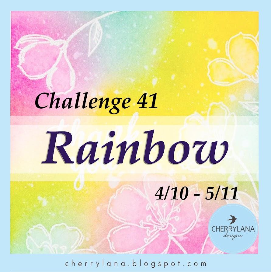 Итоги - Challenge 41 - Радуга / Rainbow