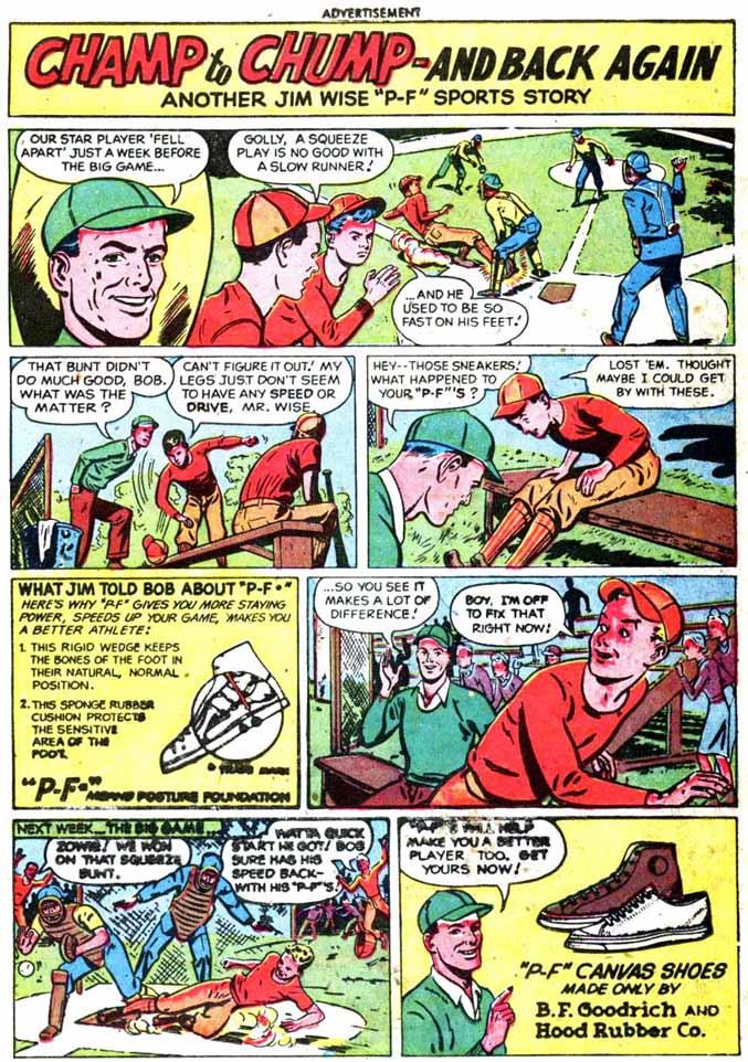 Read online Sensation (Mystery) Comics comic -  Issue #92 - 23