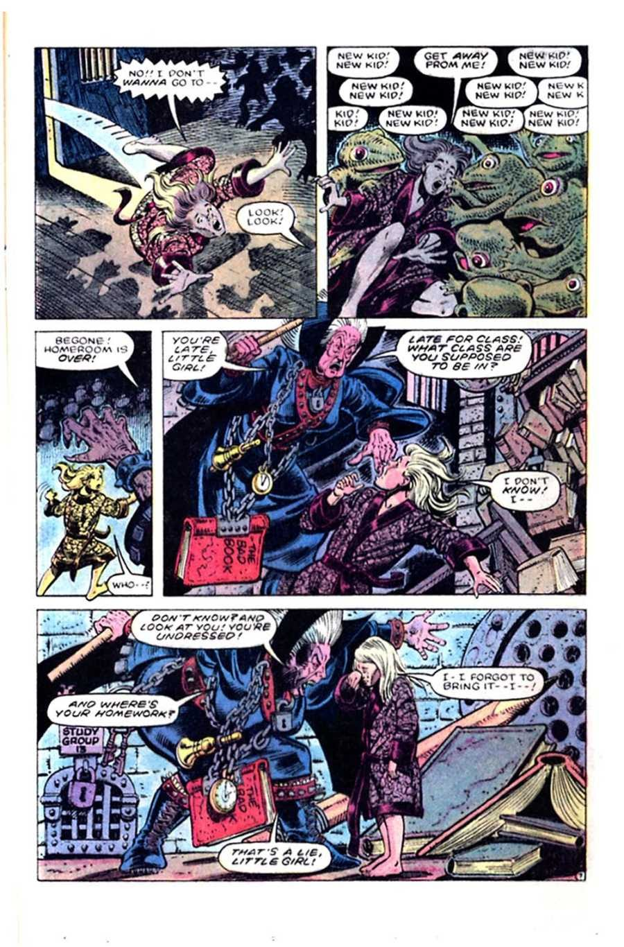 Read online Mars comic -  Issue #5 - 29
