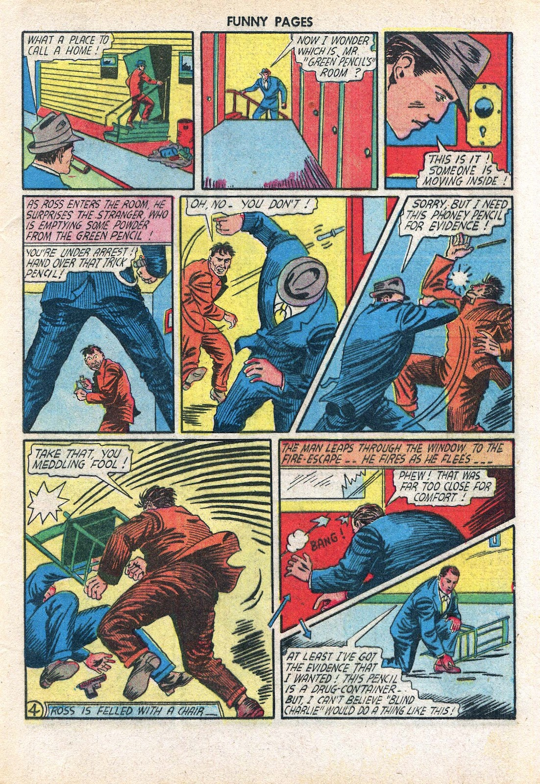 Funny Pages issue 42 - Page 43