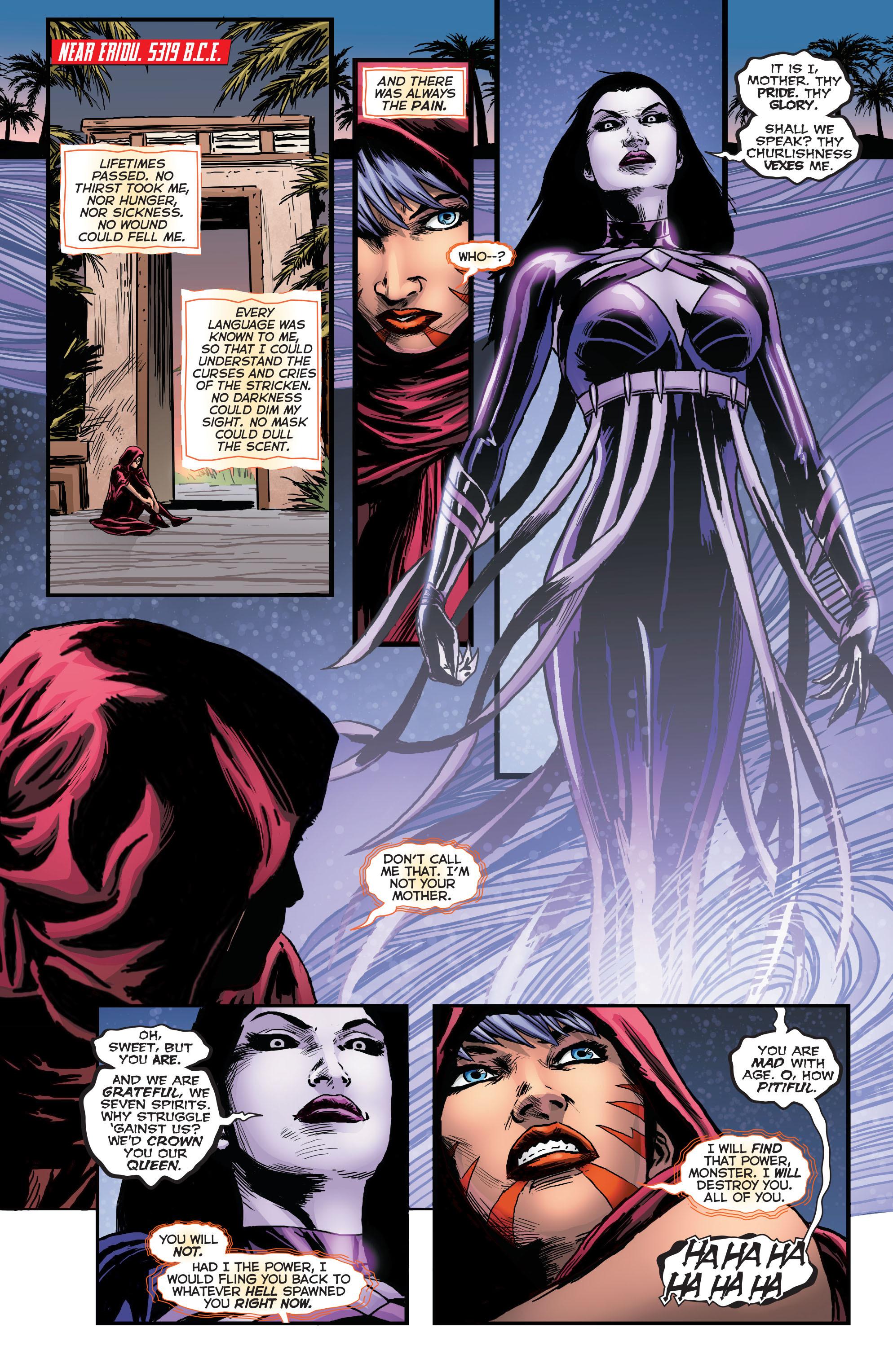 Read online Trinity of Sin: Pandora comic -  Issue #1 - 10