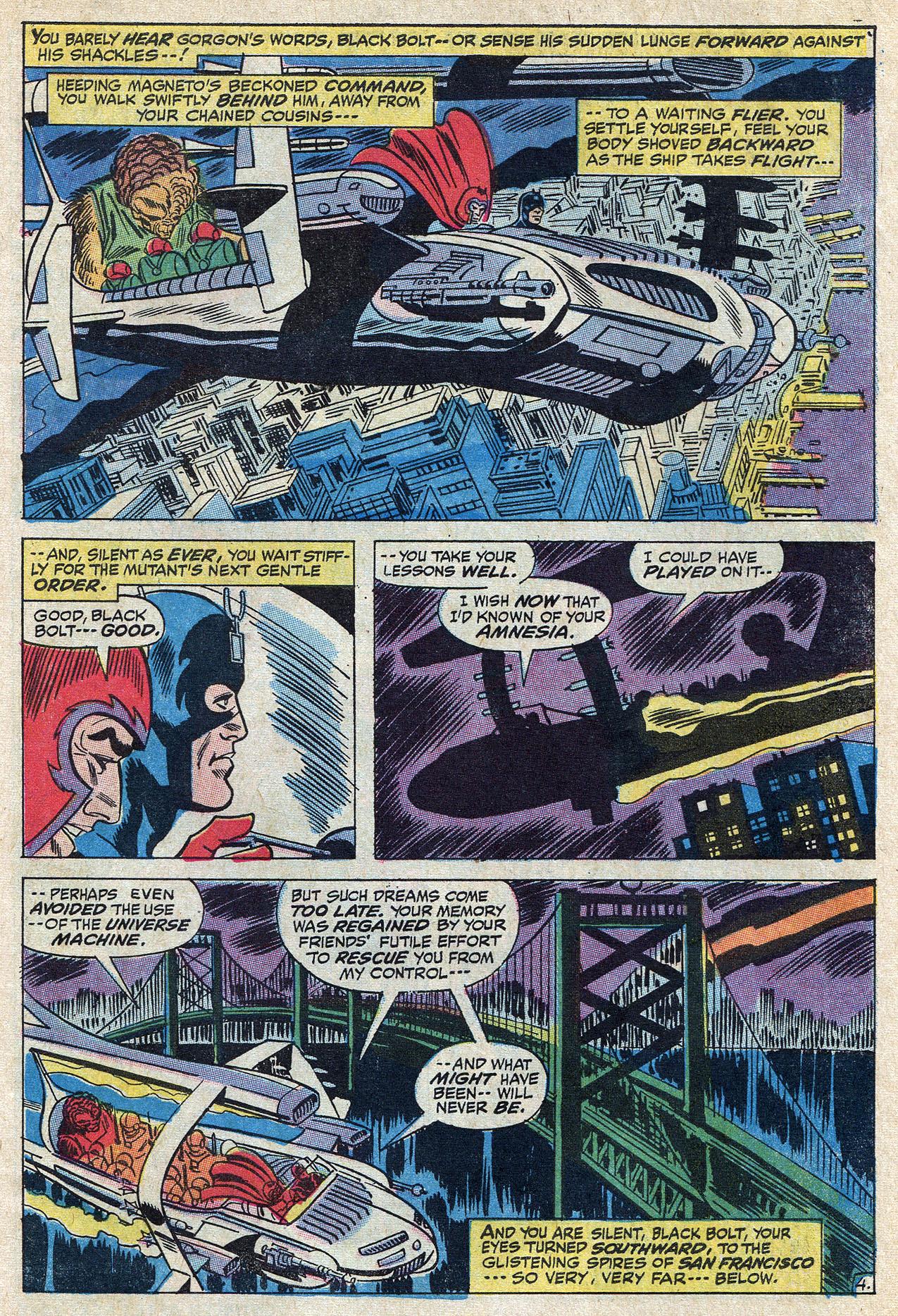 Read online Amazing Adventures (1970) comic -  Issue #10 - 7