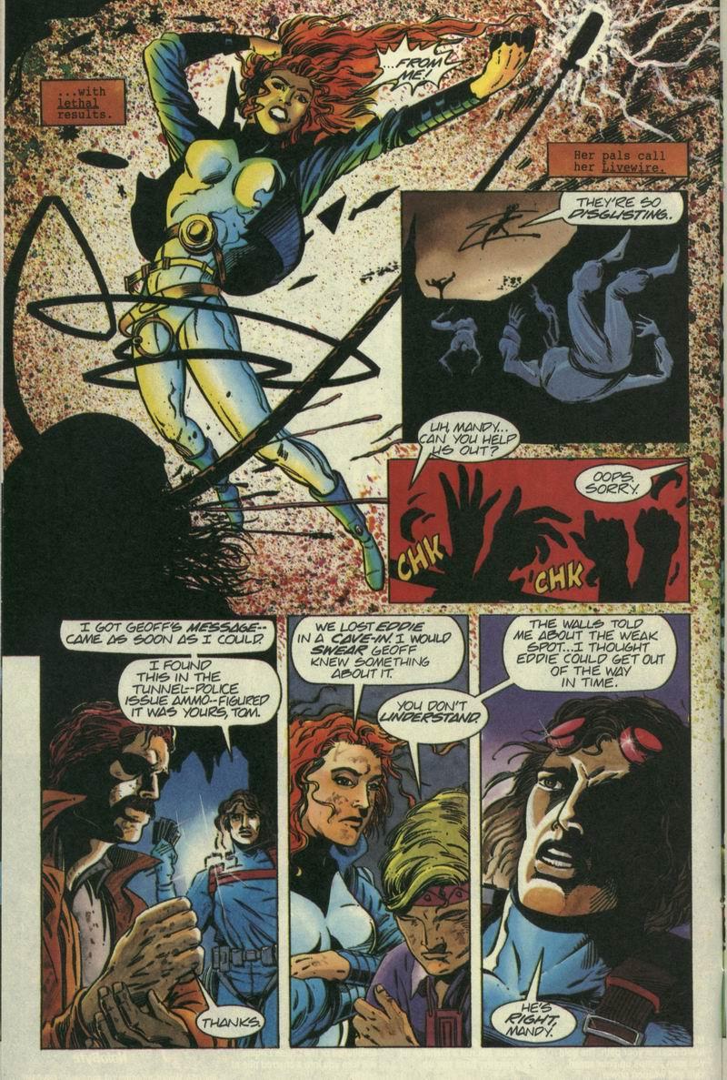 Read online Secret Weapons comic -  Issue #7 - 9
