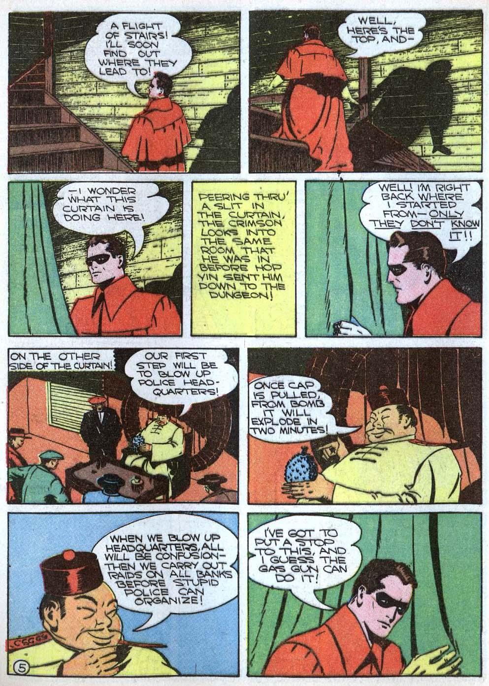 Read online Detective Comics (1937) comic -  Issue #43 - 36
