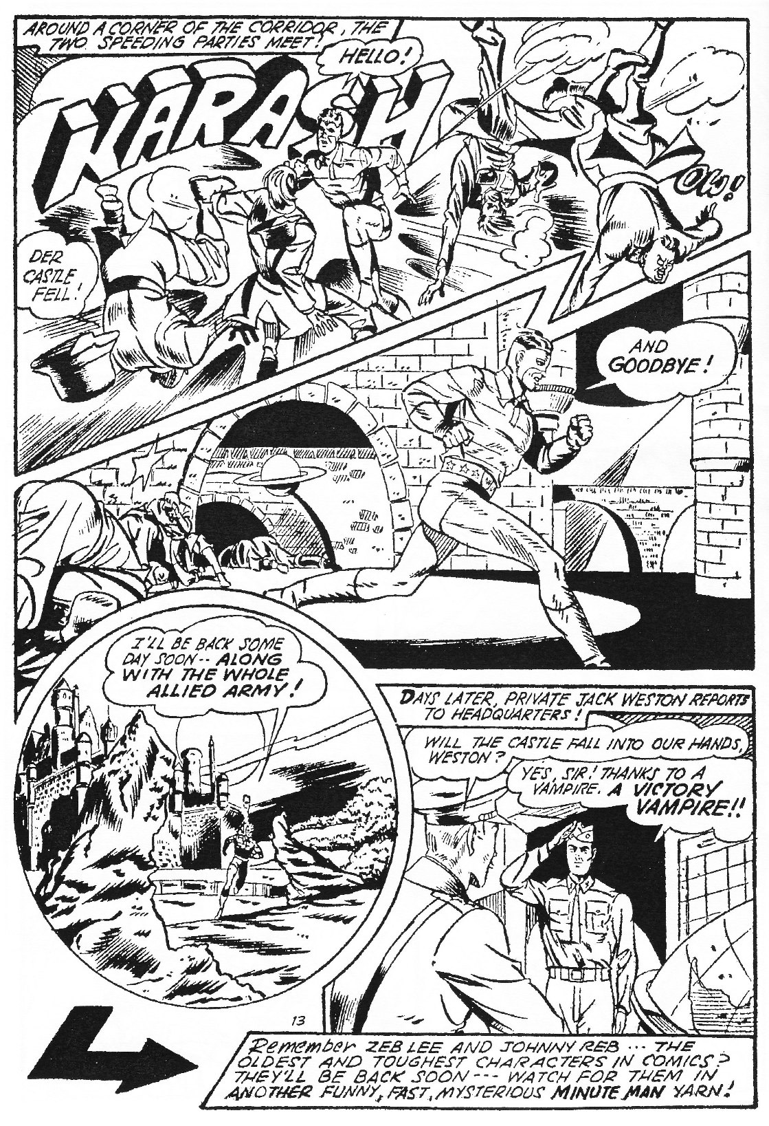 Read online Men of Mystery Comics comic -  Issue #77 - 16