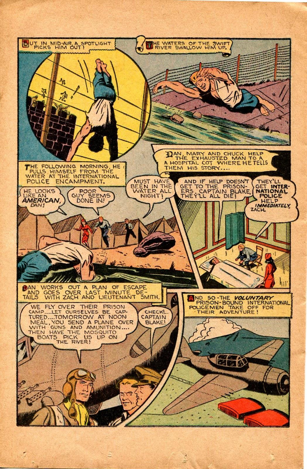 Read online Super-Magician Comics comic -  Issue #34 - 34
