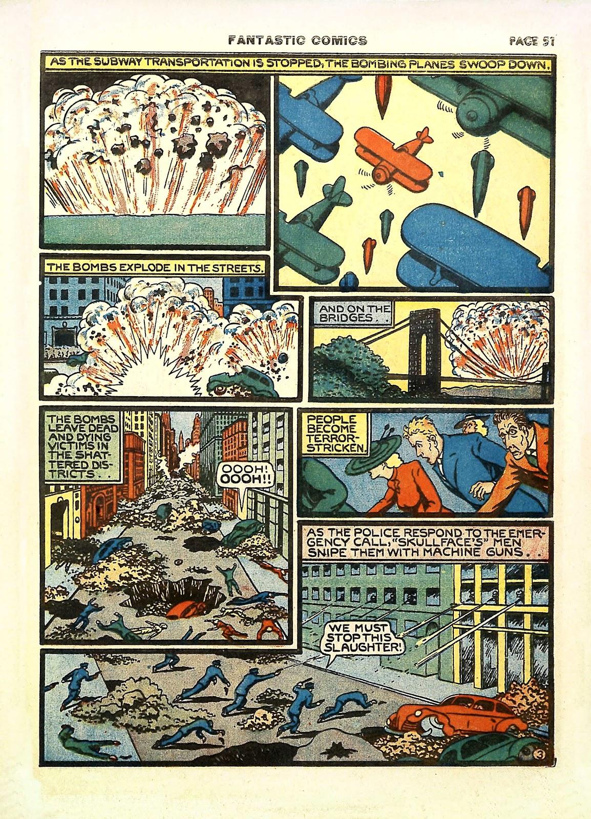 Read online Fantastic Comics comic -  Issue #11 - 54