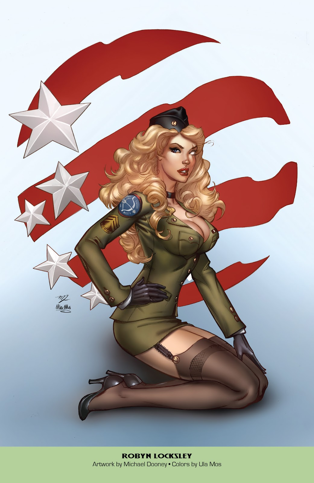 Read online Grimm Fairy Tales: 2019 Armed Forces Edition comic -  Issue # Full - 36