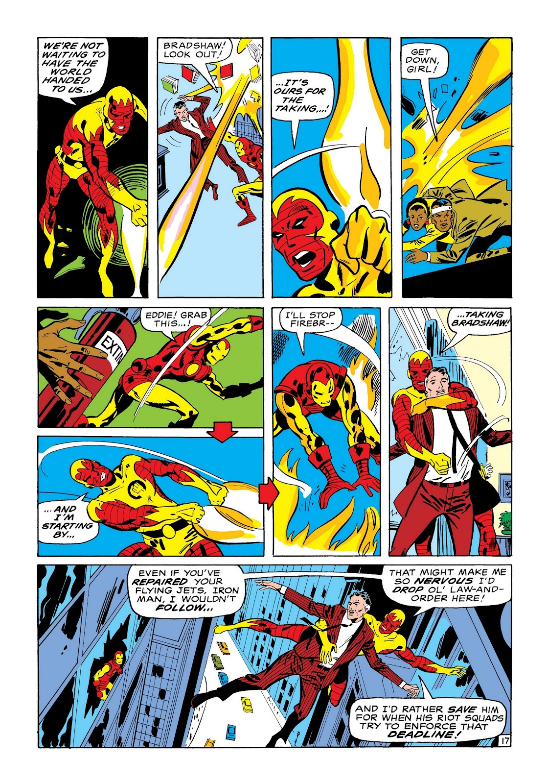 Read online Marvel Masterworks: The Invincible Iron Man comic -  Issue # TPB 7 (Part 1) - 45