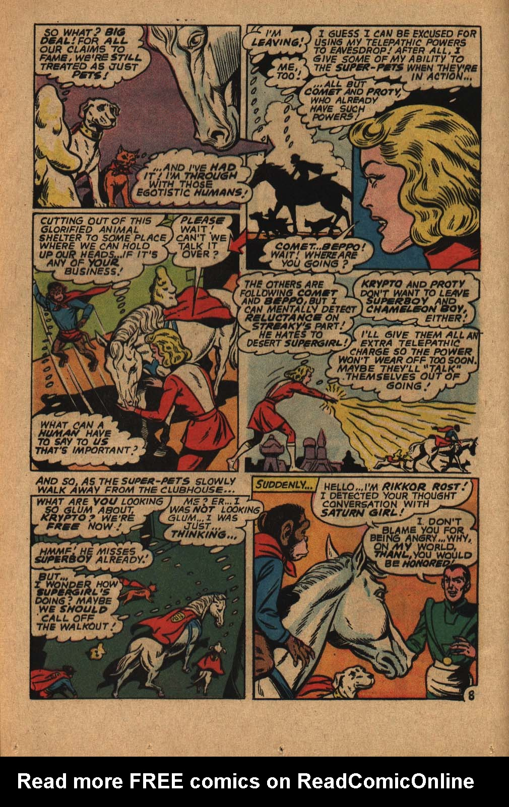 Read online Adventure Comics (1938) comic -  Issue #364 - 12
